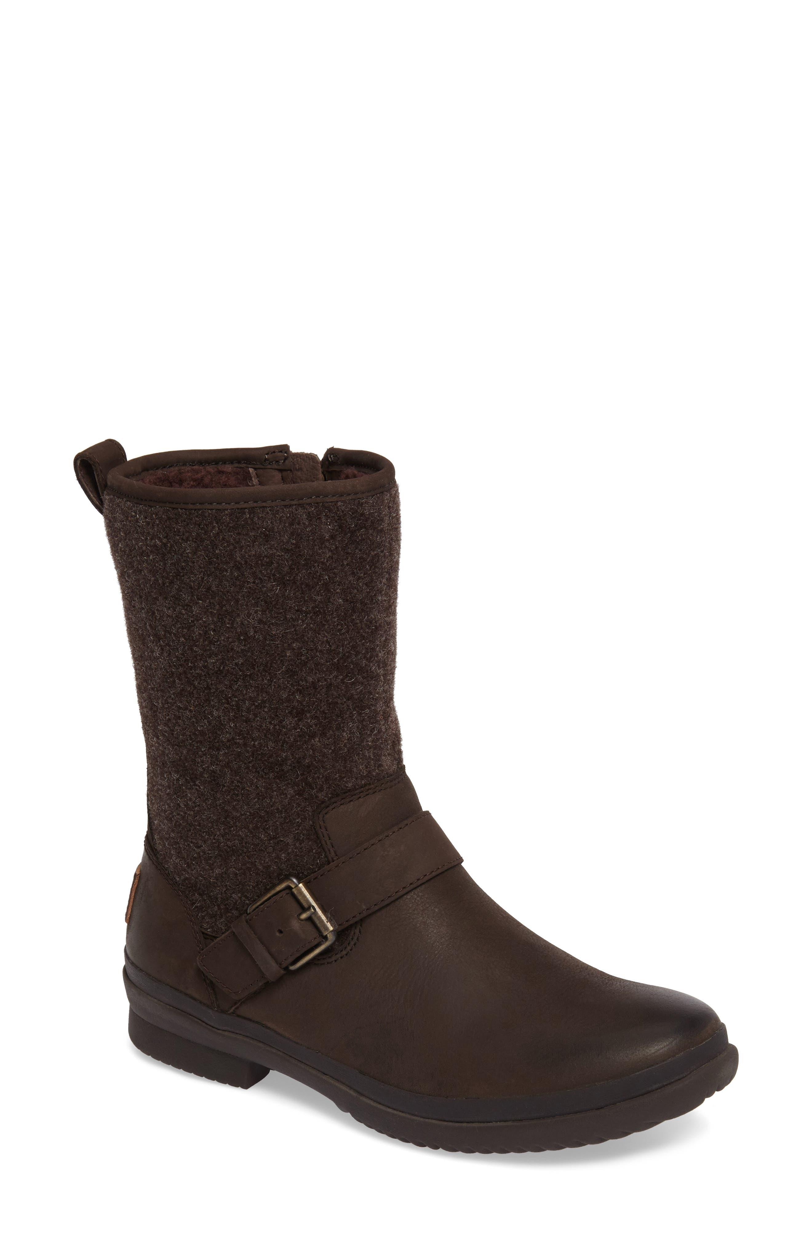 UGG® Robbie Waterproof Boot (Women)