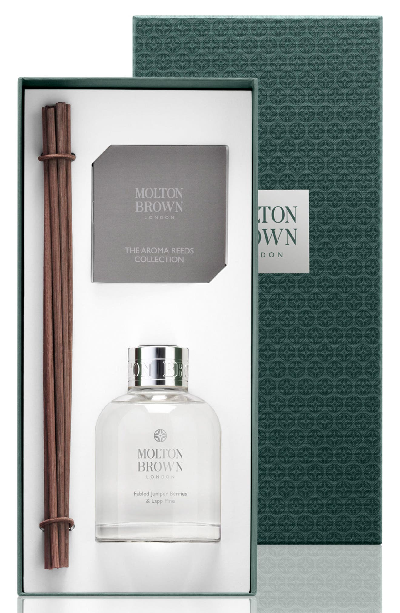 MOLTON BROWN Fabled Juniper Berries & Lapp Pine Aroma Reeds (Limited Edition)