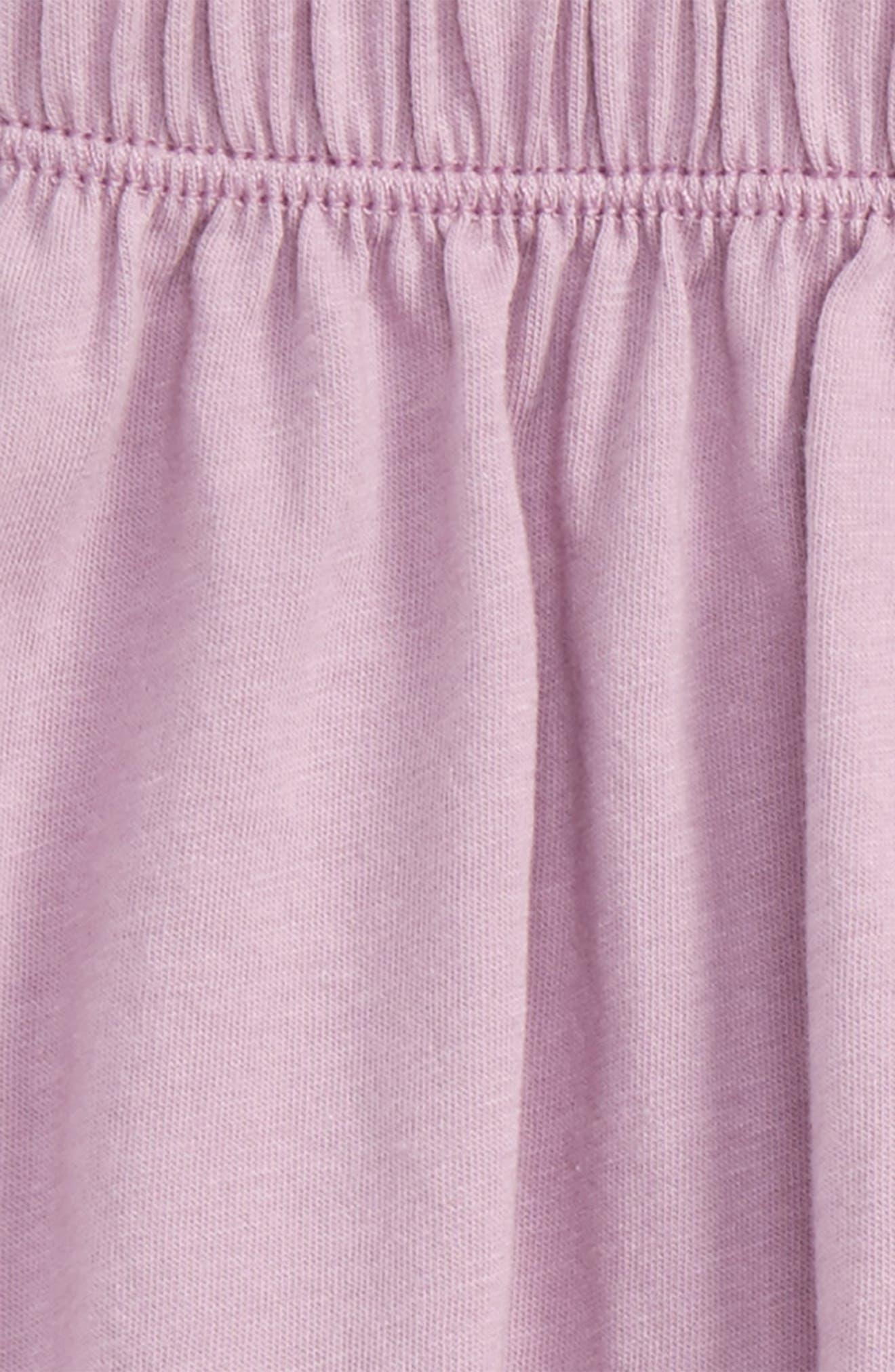 Alternate Image 2  - Peek Little Peanut - Happy Pants (Baby)