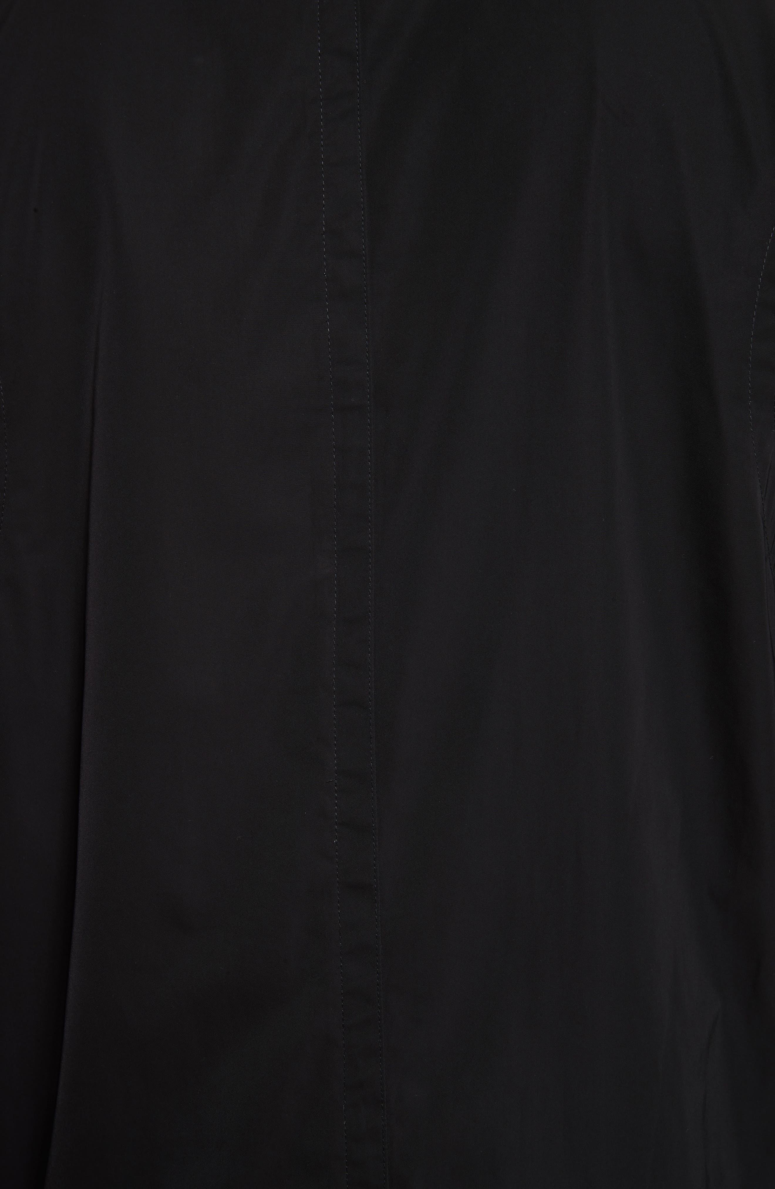 VERSUS by Versace Tech Jacket,                             Alternate thumbnail 5, color,                             Black