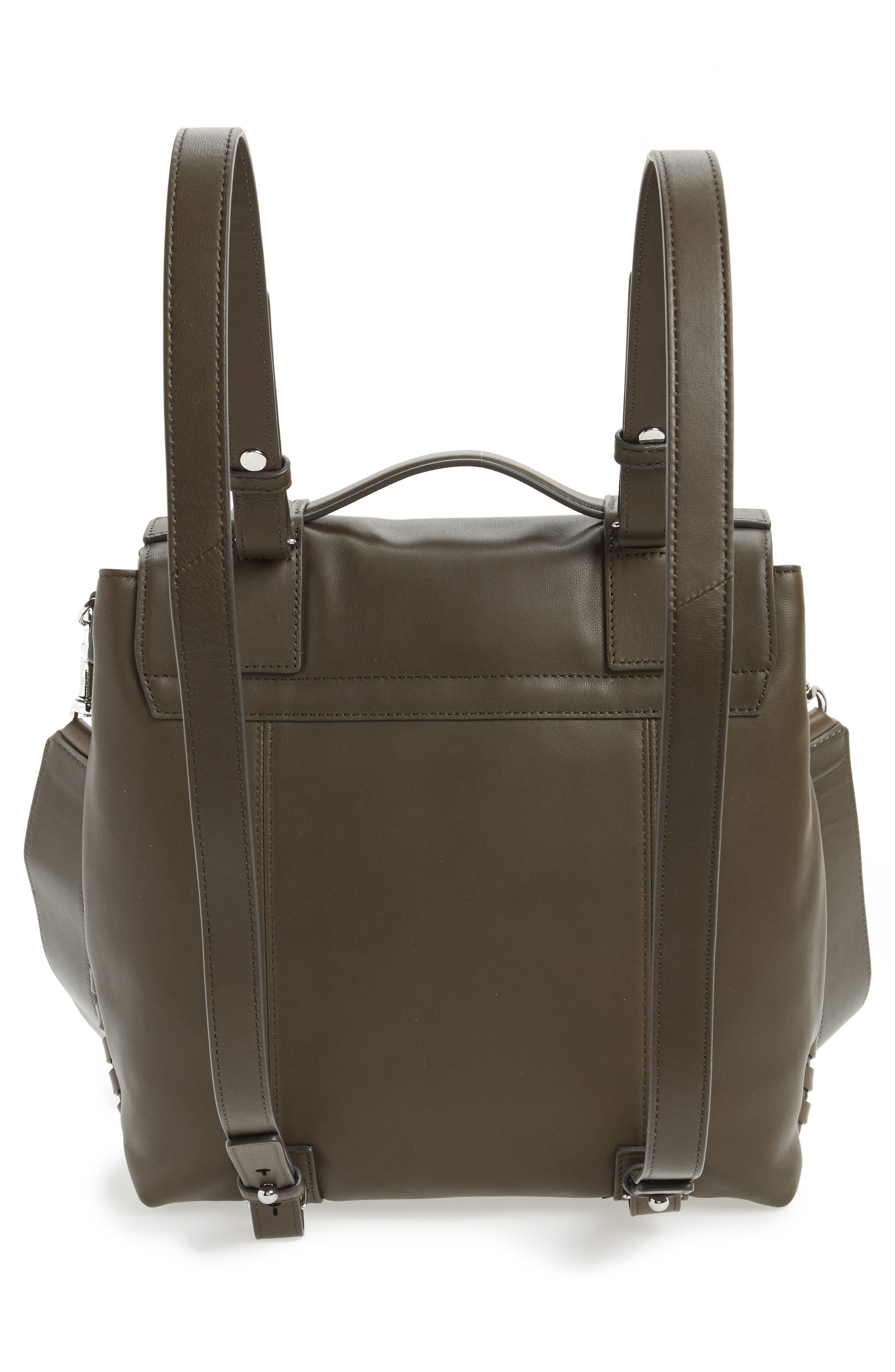Alternate Image 2  - ALLSAINTS Fin Leather Backpack