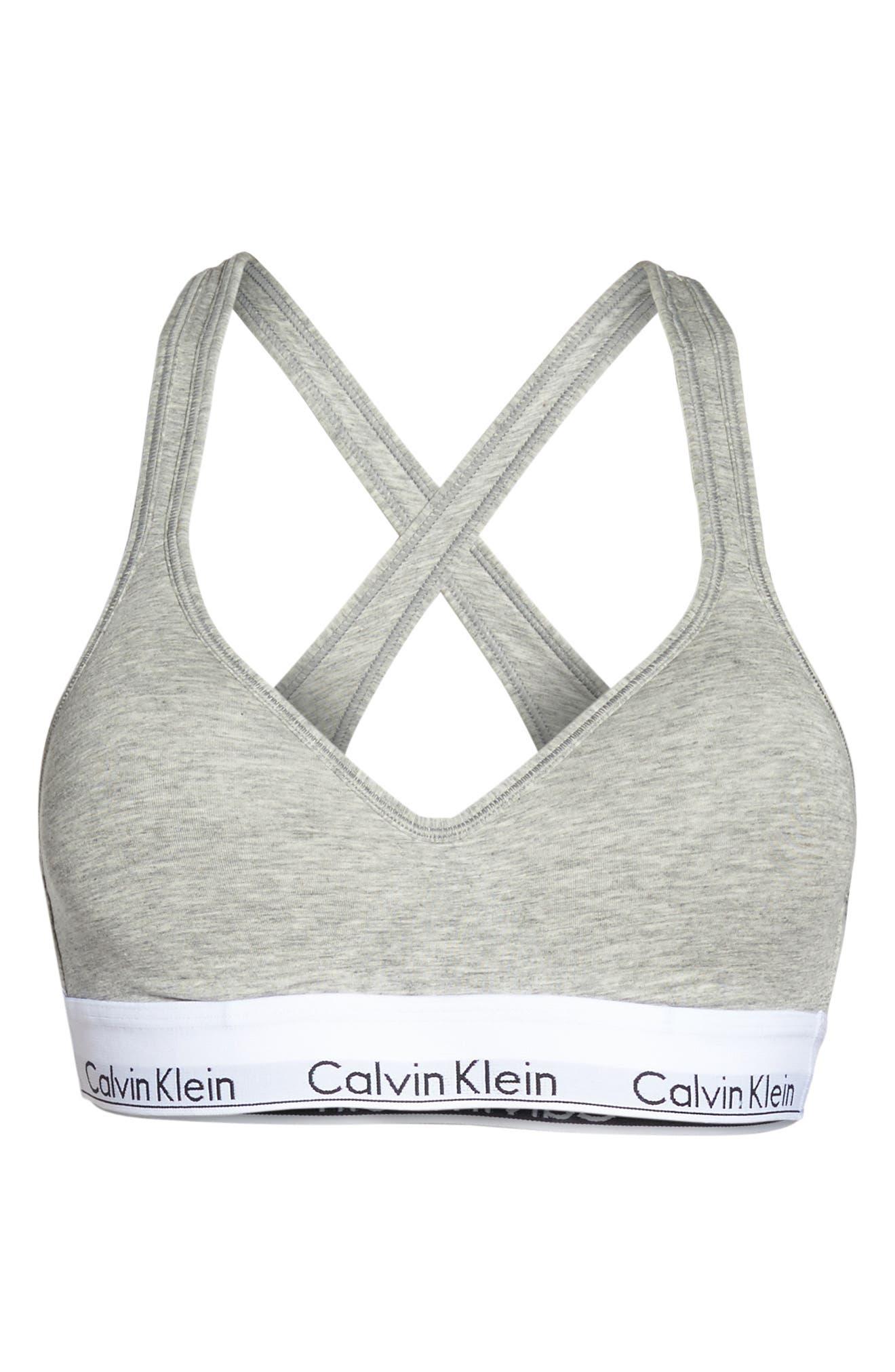 Alternate Image 4  - Calvin Klein Modern Cotton Bra