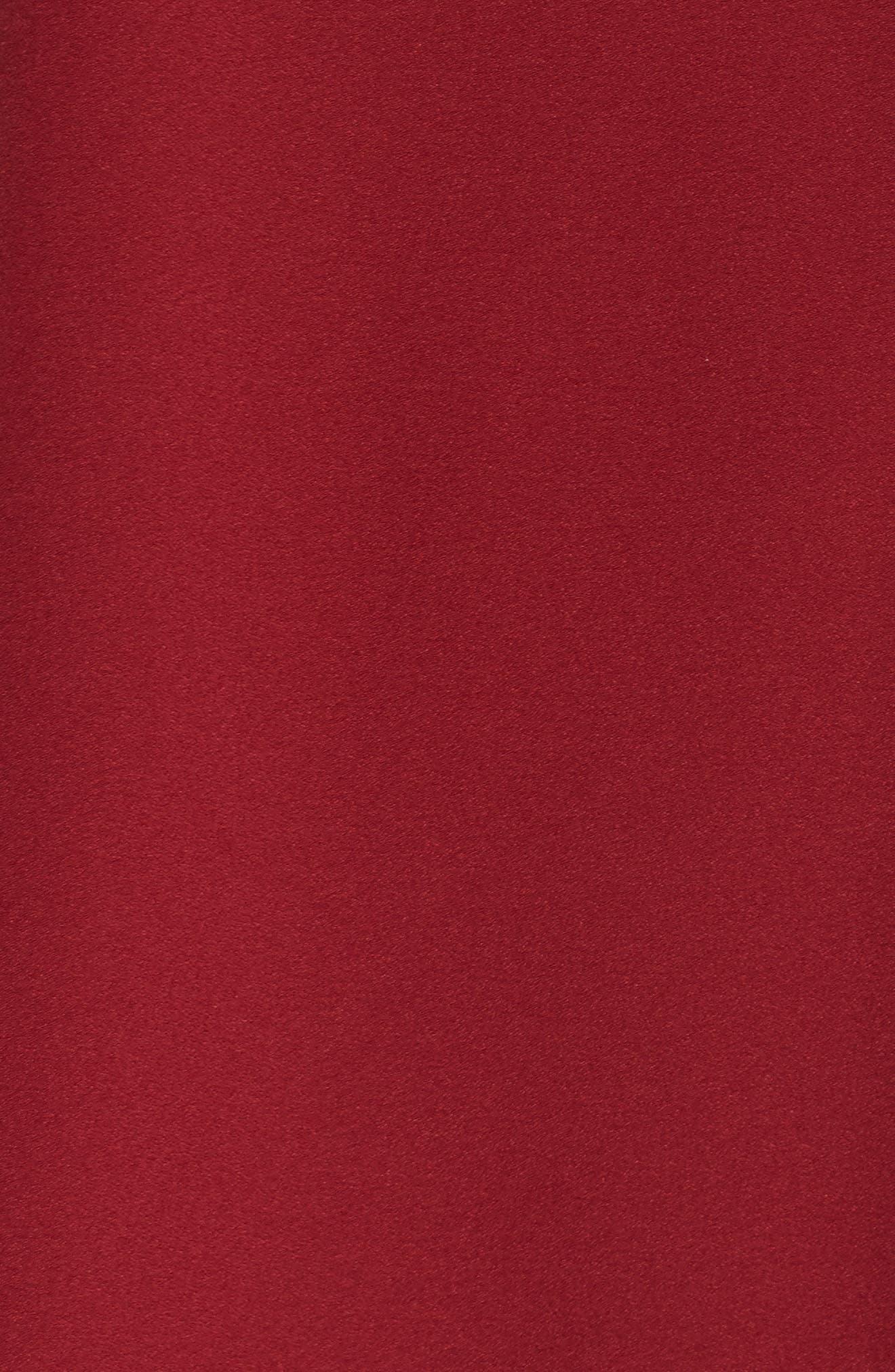 Alternate Image 5  - BB Dakota 'Palma' Crepe Shift Dress