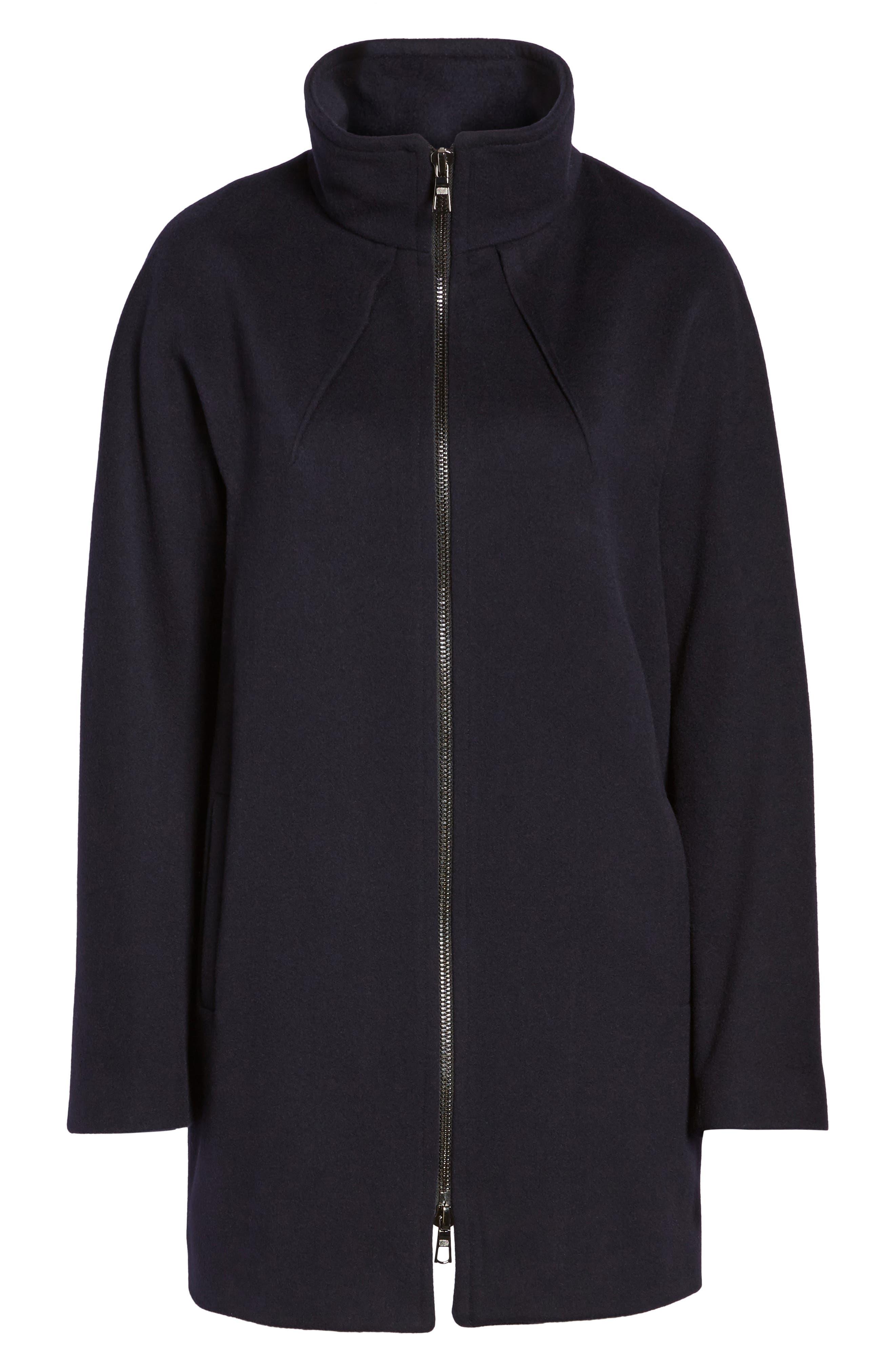 Alternate Image 6  - Sofia Cashmere Dolman Sleeve Coat