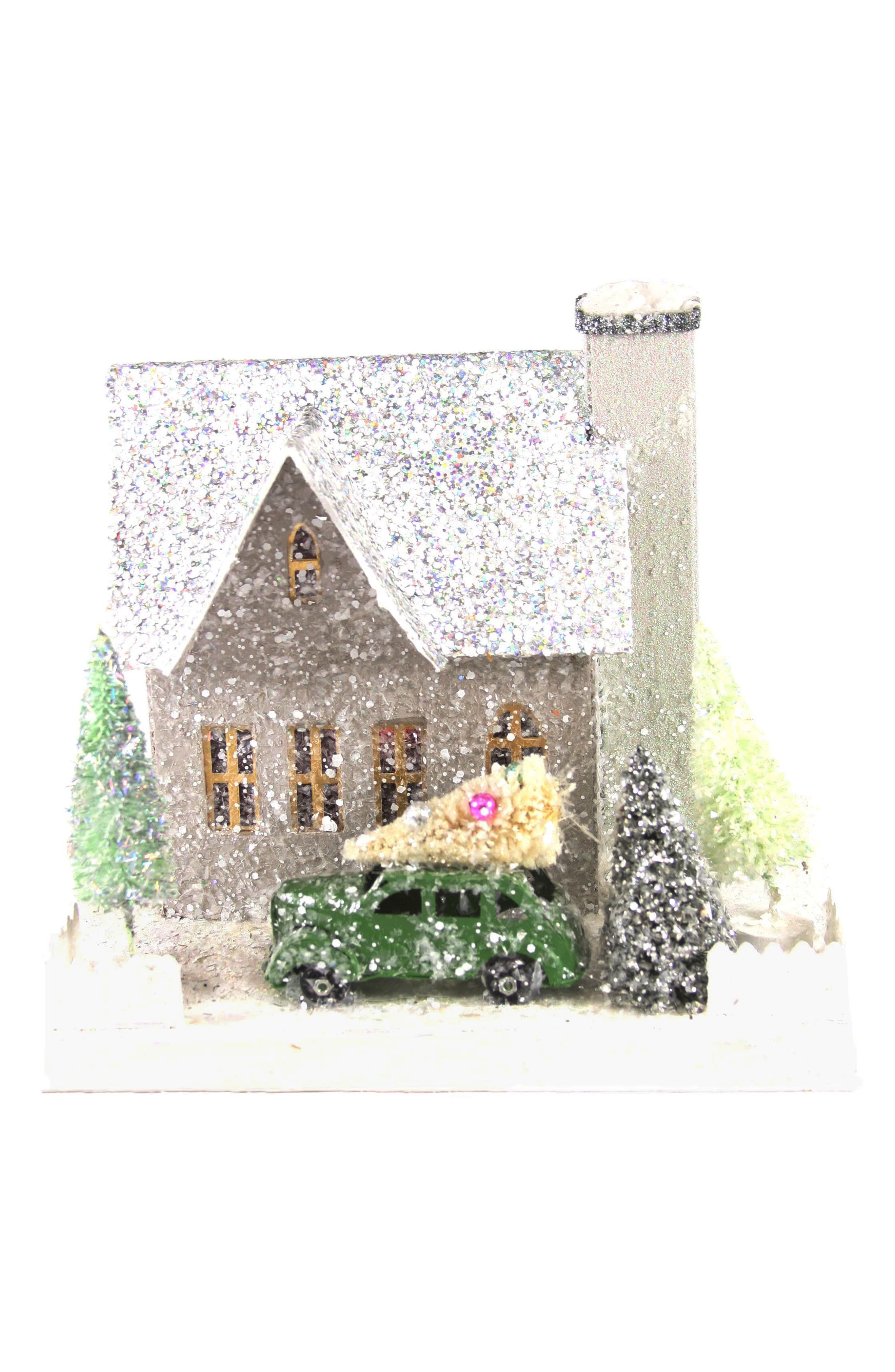 Holiday House,                         Main,                         color, Grey