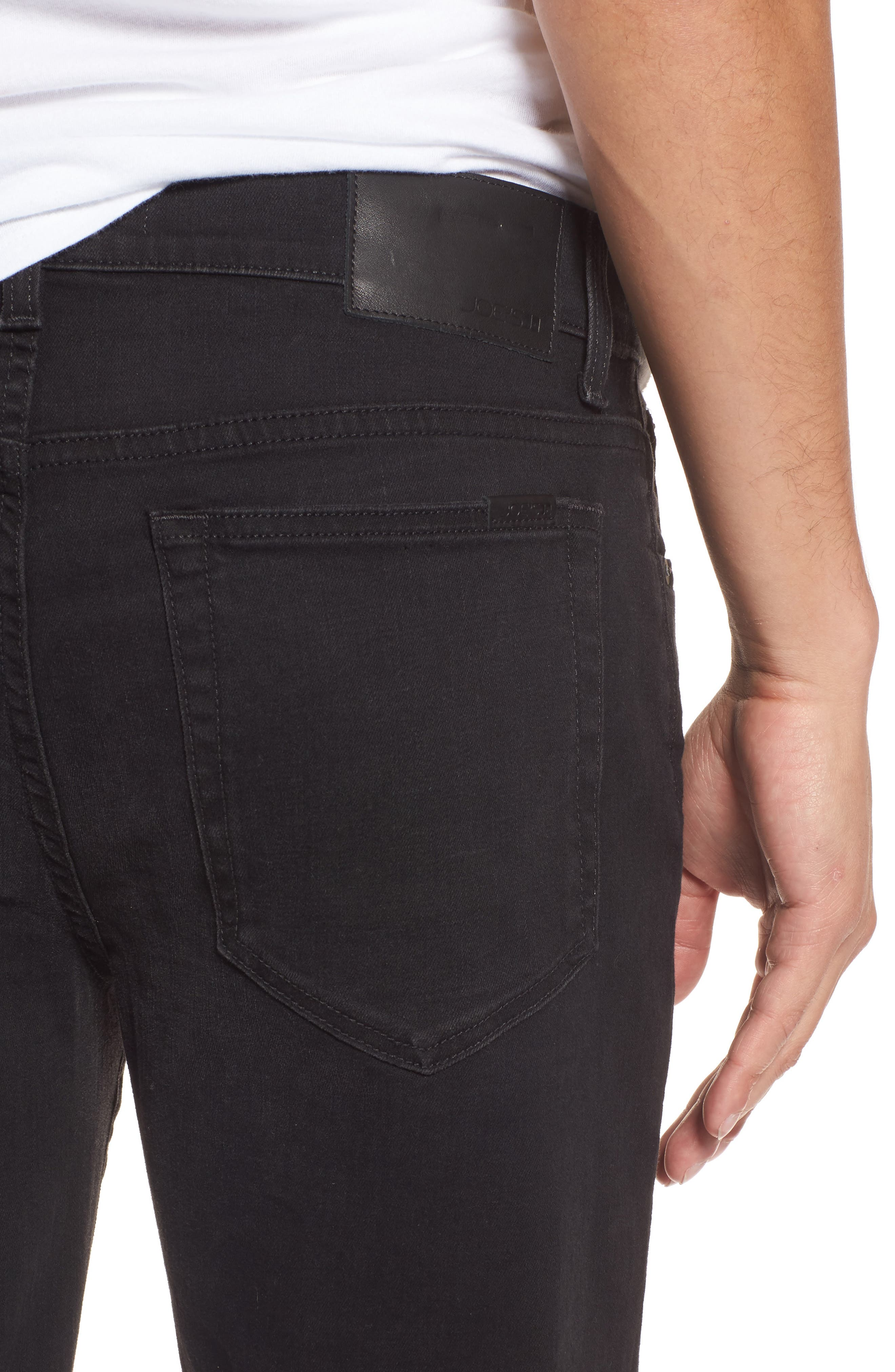 Soder Slouchy Skinny Jeans,                             Alternate thumbnail 4, color,                             Diggie