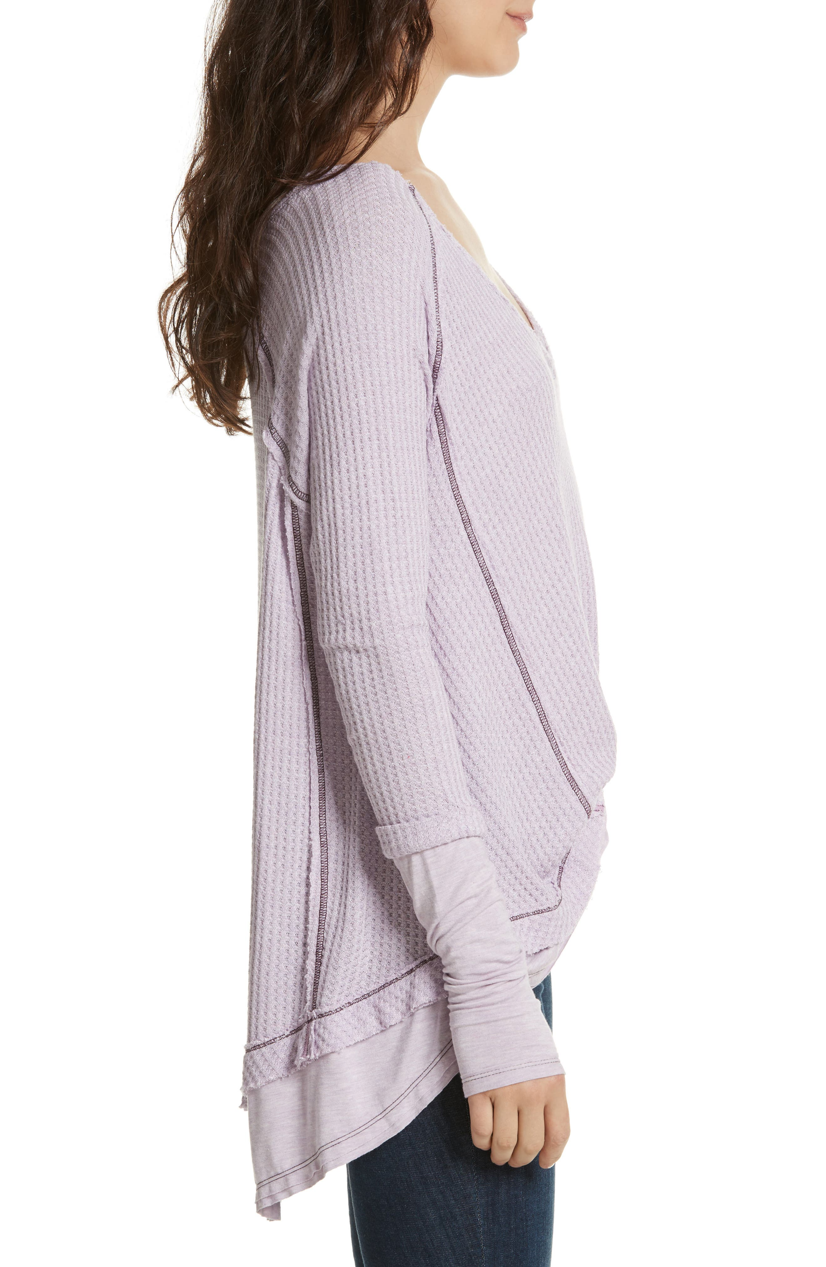 Alternate Image 3  - Free People Laguna Thermal Top