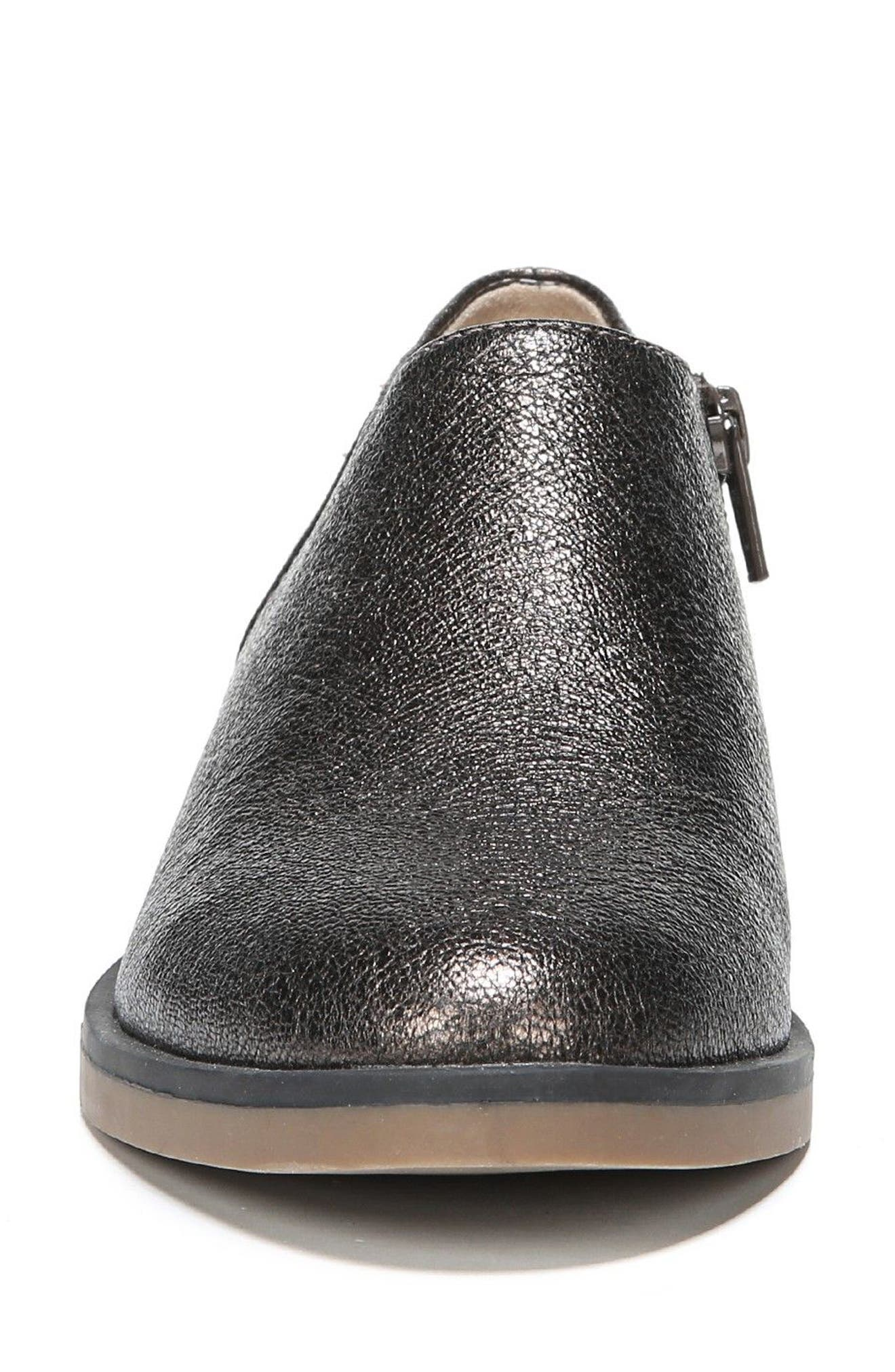 Reagan Bootie,                             Alternate thumbnail 4, color,                             Bronze Leather