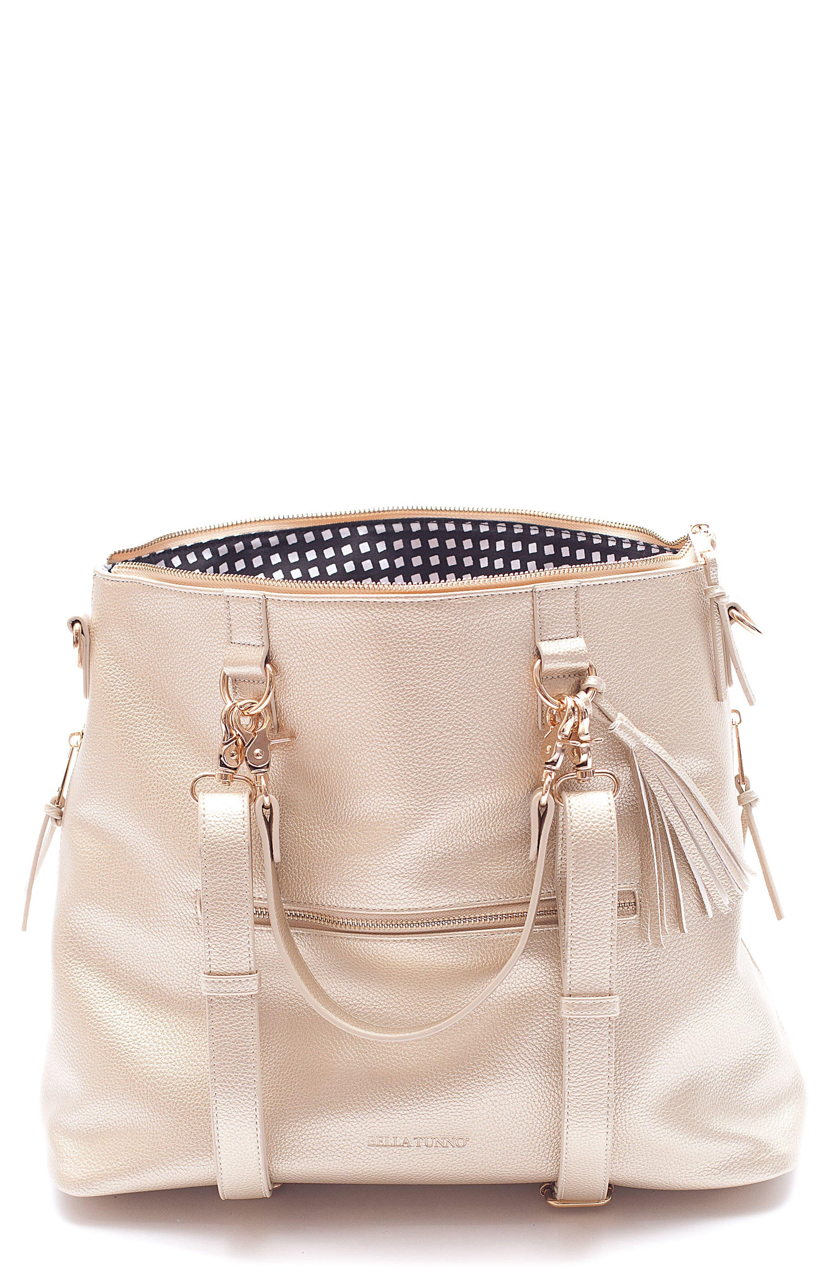 Bella Tunno Boss Convertible Diaper Backpack