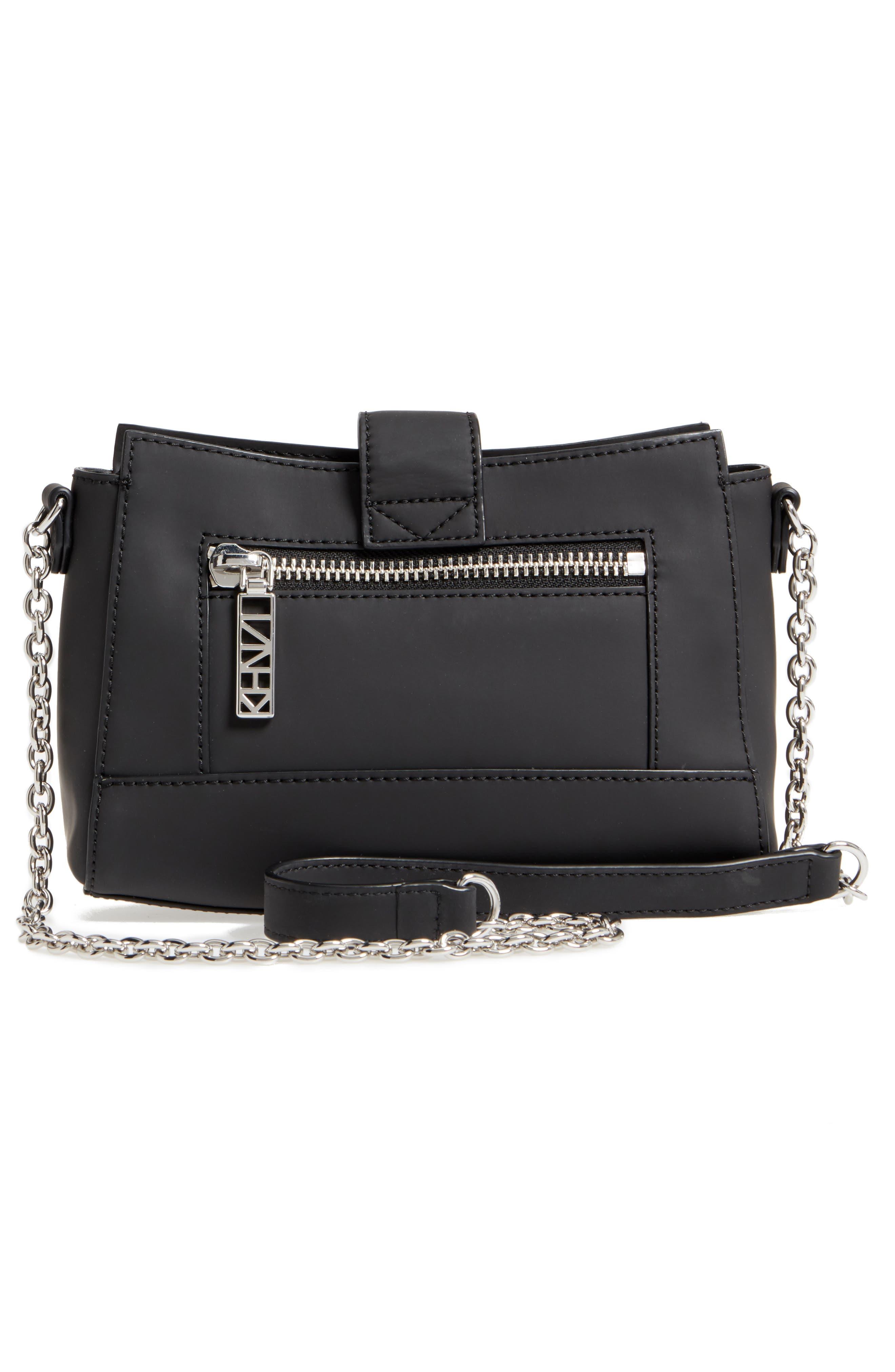 Alternate Image 2  - KENZO Mini Kalifornia Grommato Leather Shoulder Bag