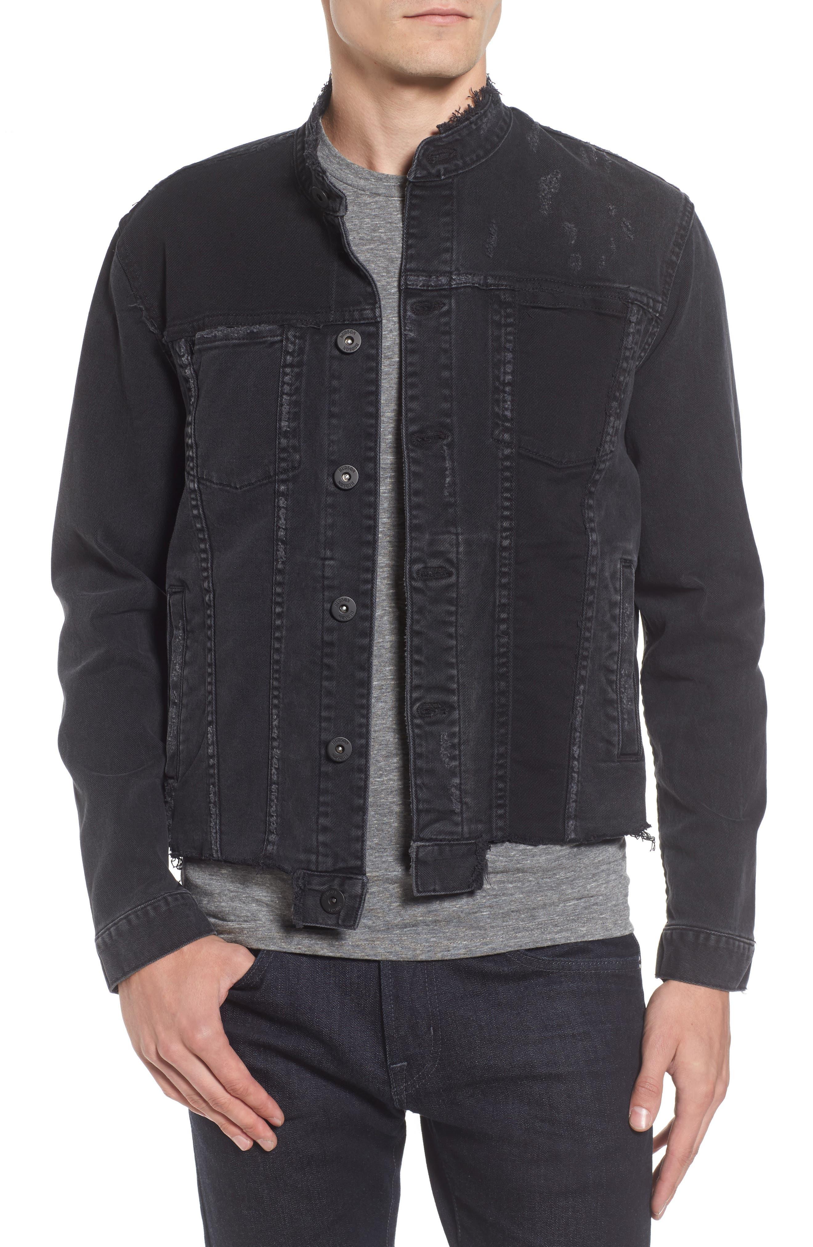 Alternate Image 1 Selected - Hudson Jeans Blaine Denim Jacket