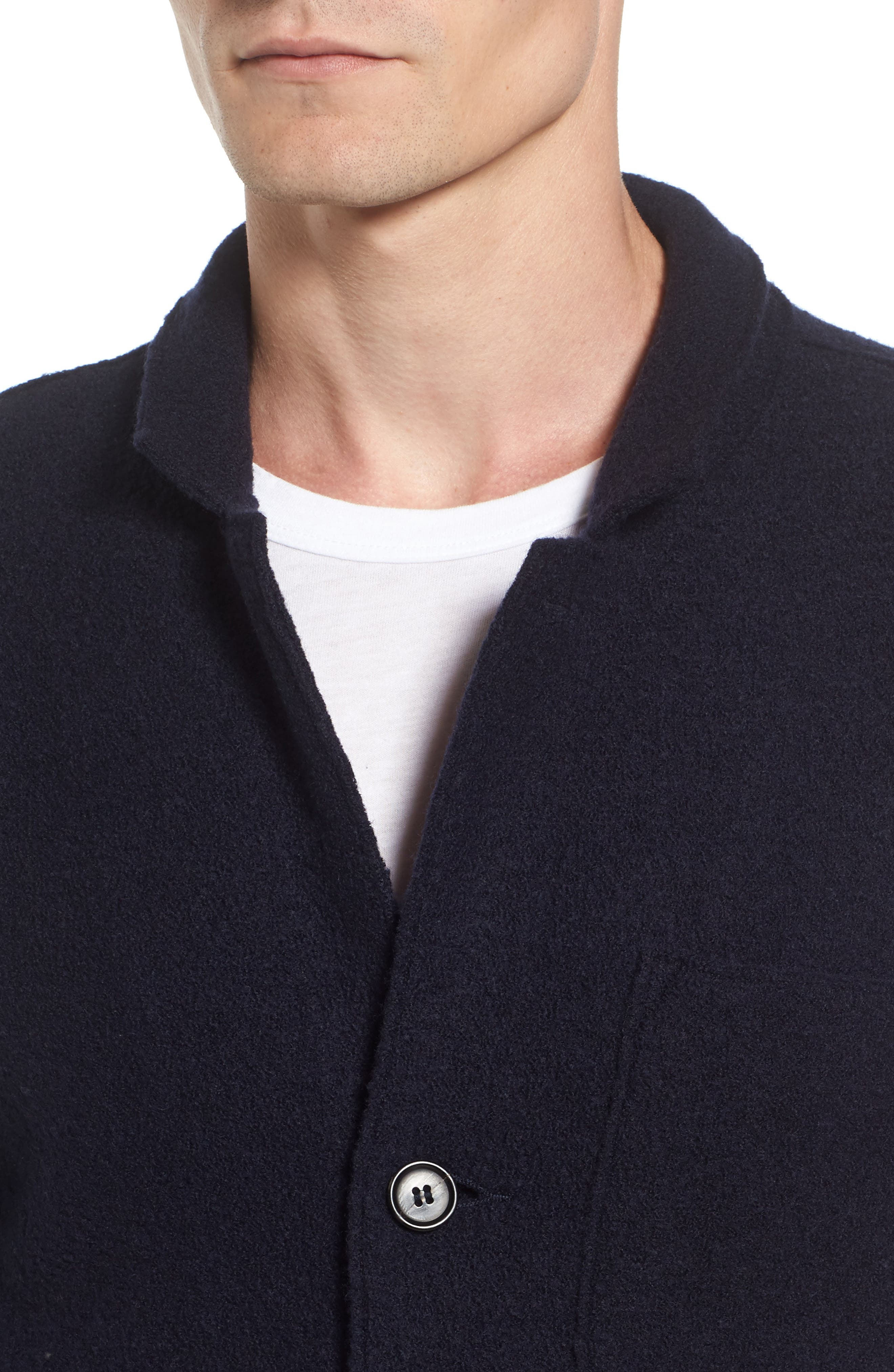 Alternate Image 4  - Baldwin Regular Fit Merino Wool Blazer