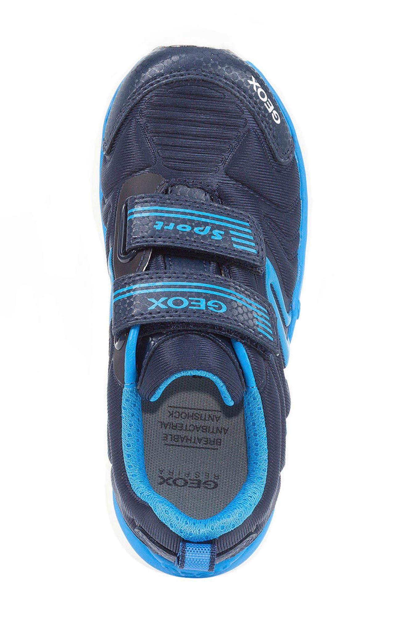 Torque Sneaker,                             Alternate thumbnail 4, color,                             Navy