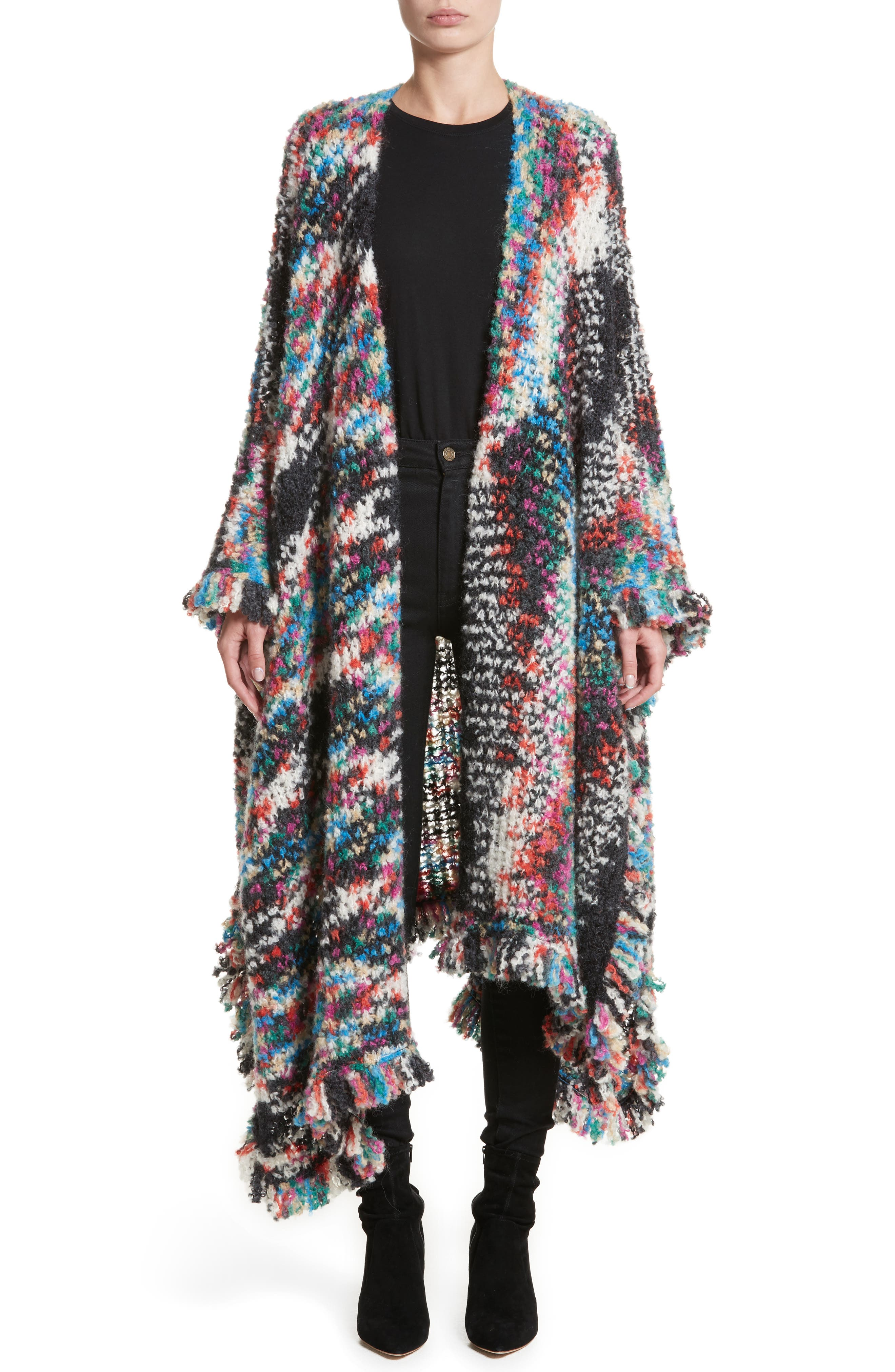 Missoni Macro Space Dye Wrap