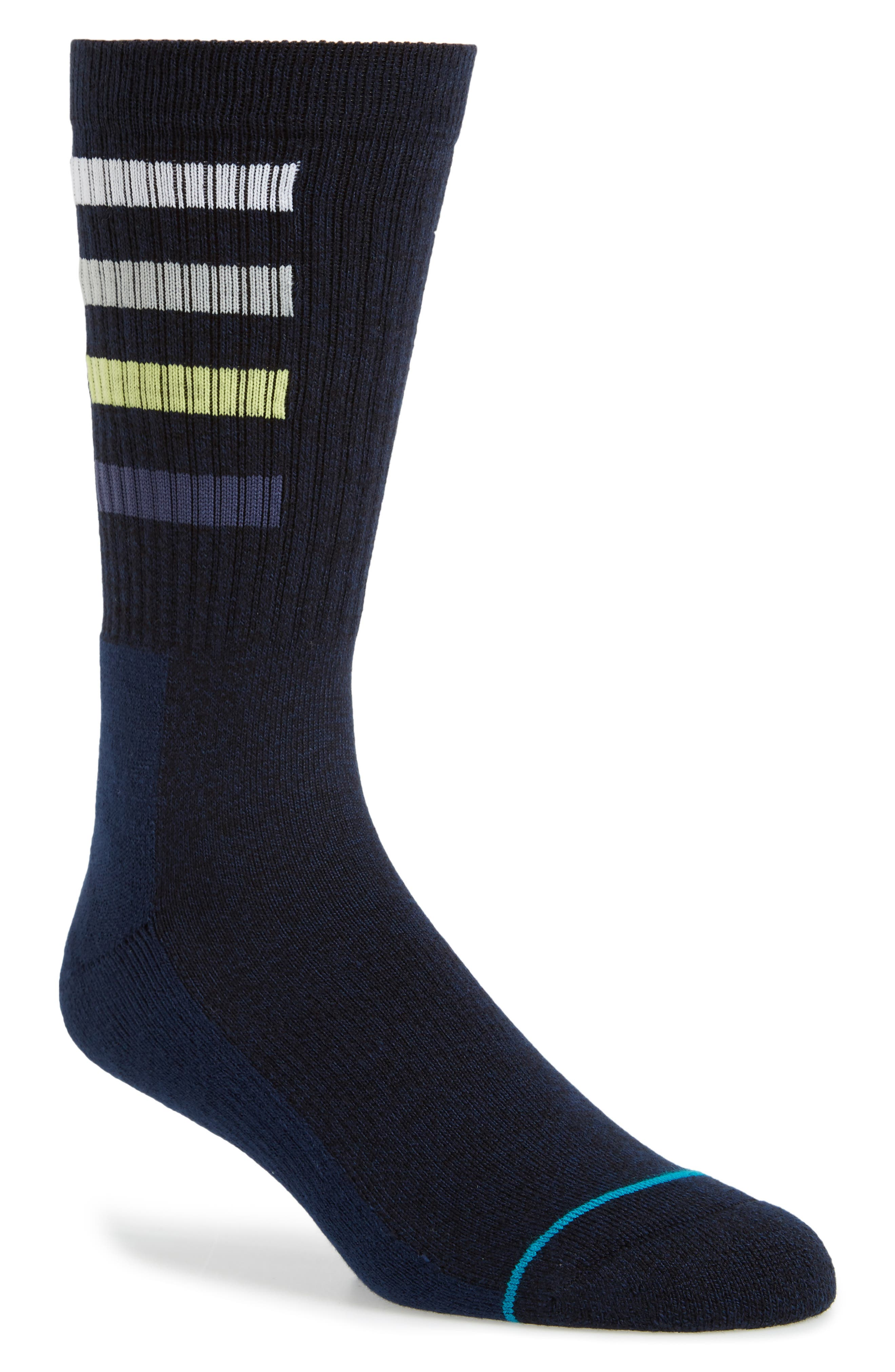 Alternate Image 1 Selected - Stance Croton Crew Socks