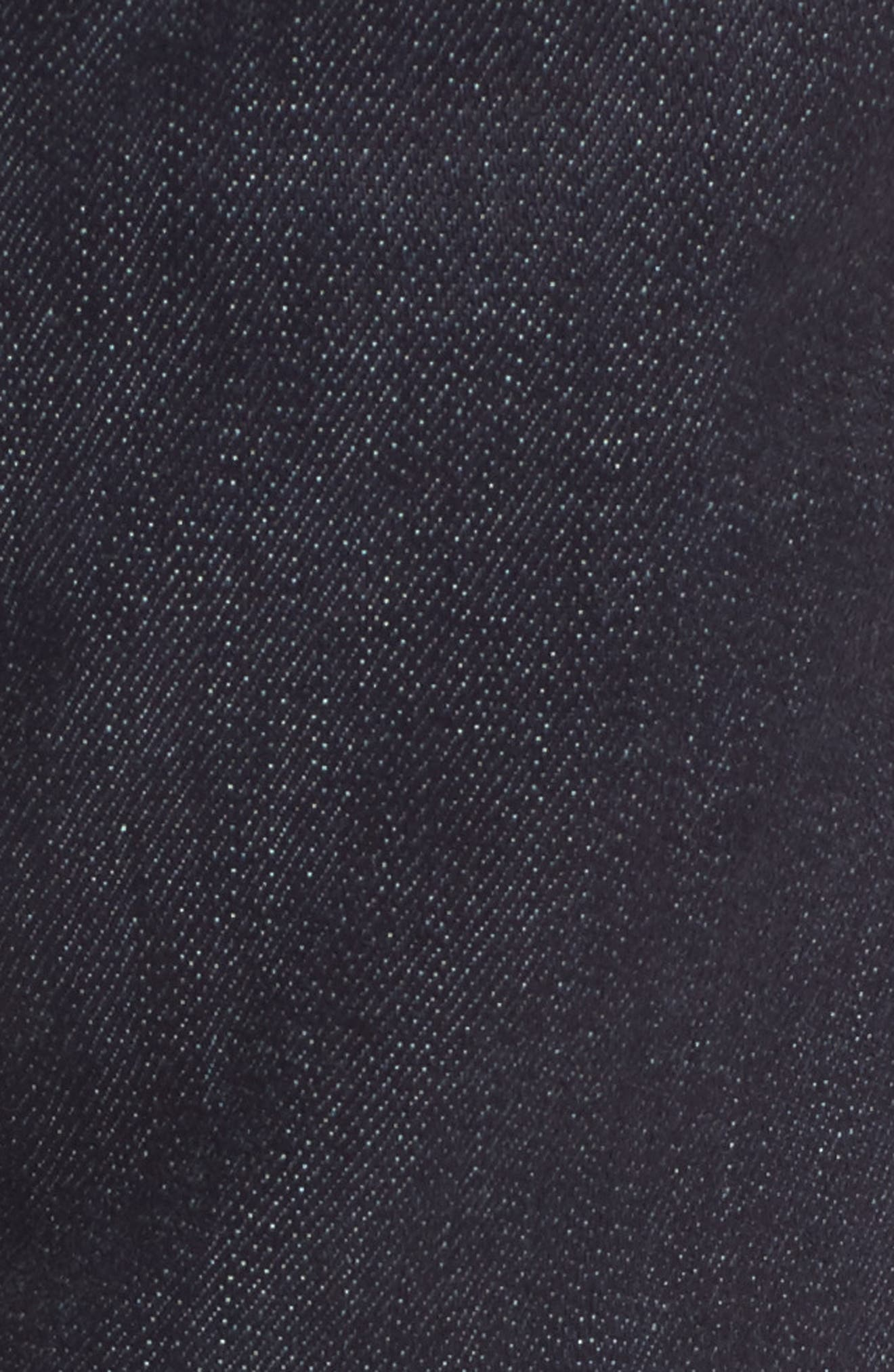 Hudson Axl Skinny Fit Jeans,                             Alternate thumbnail 5, color,                             Fiend