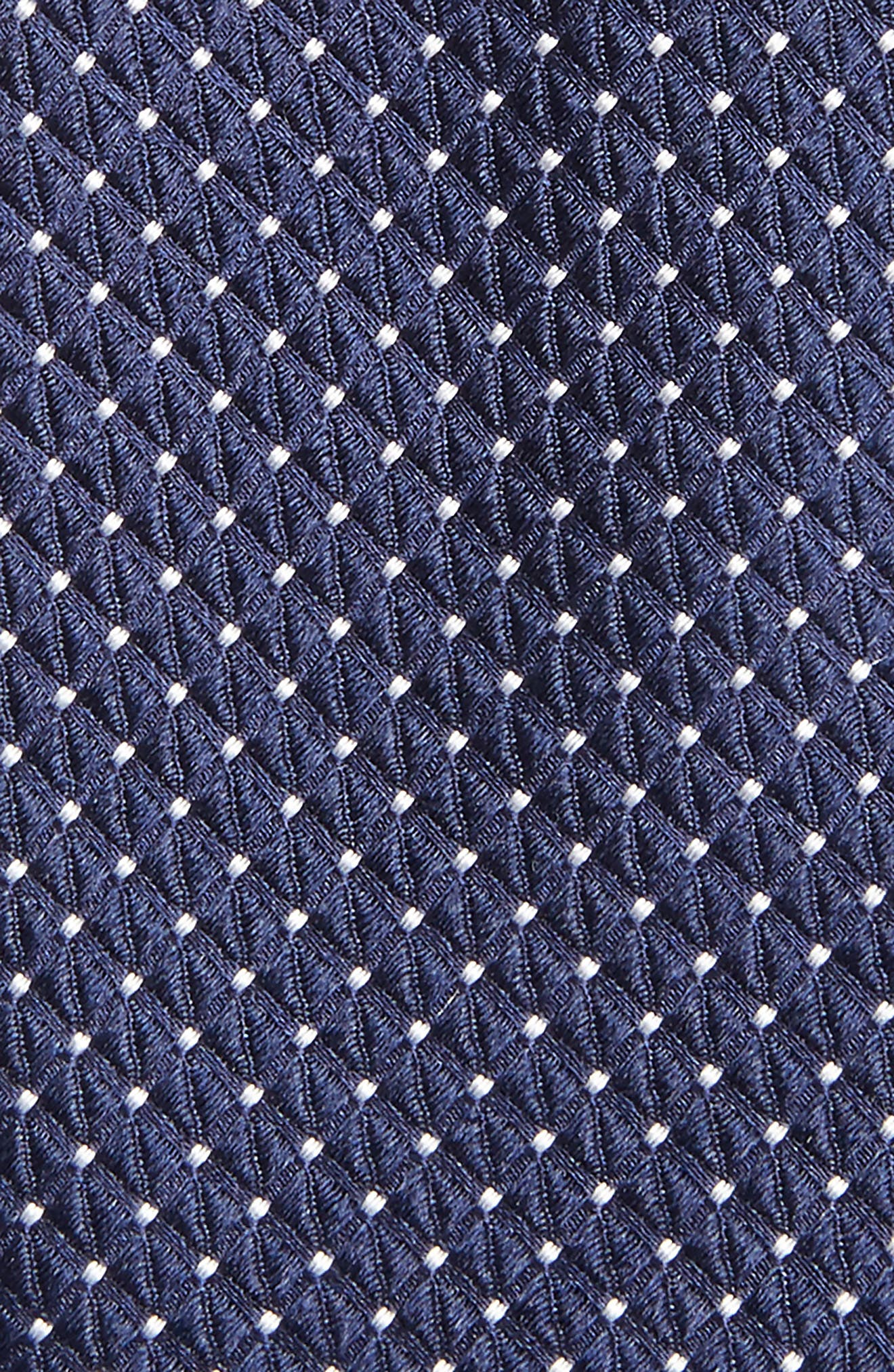 Alternate Image 2  - Nordstrom Men's Shop Hammond Neat Silk Tie