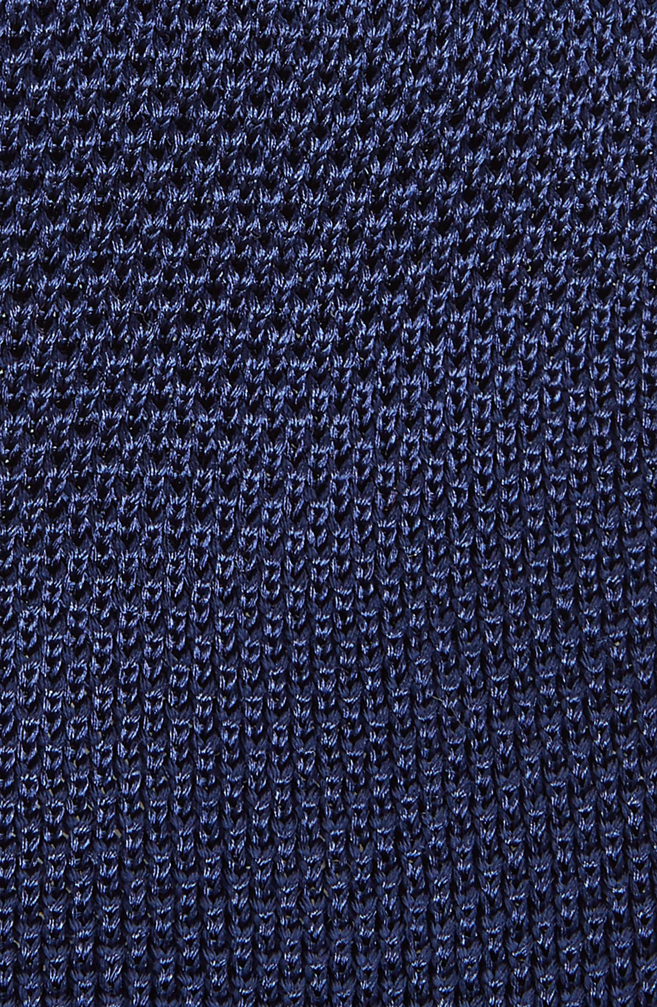 Alternate Image 2  - Nordstrom Men's Shop Stuart Silk Knit Tie