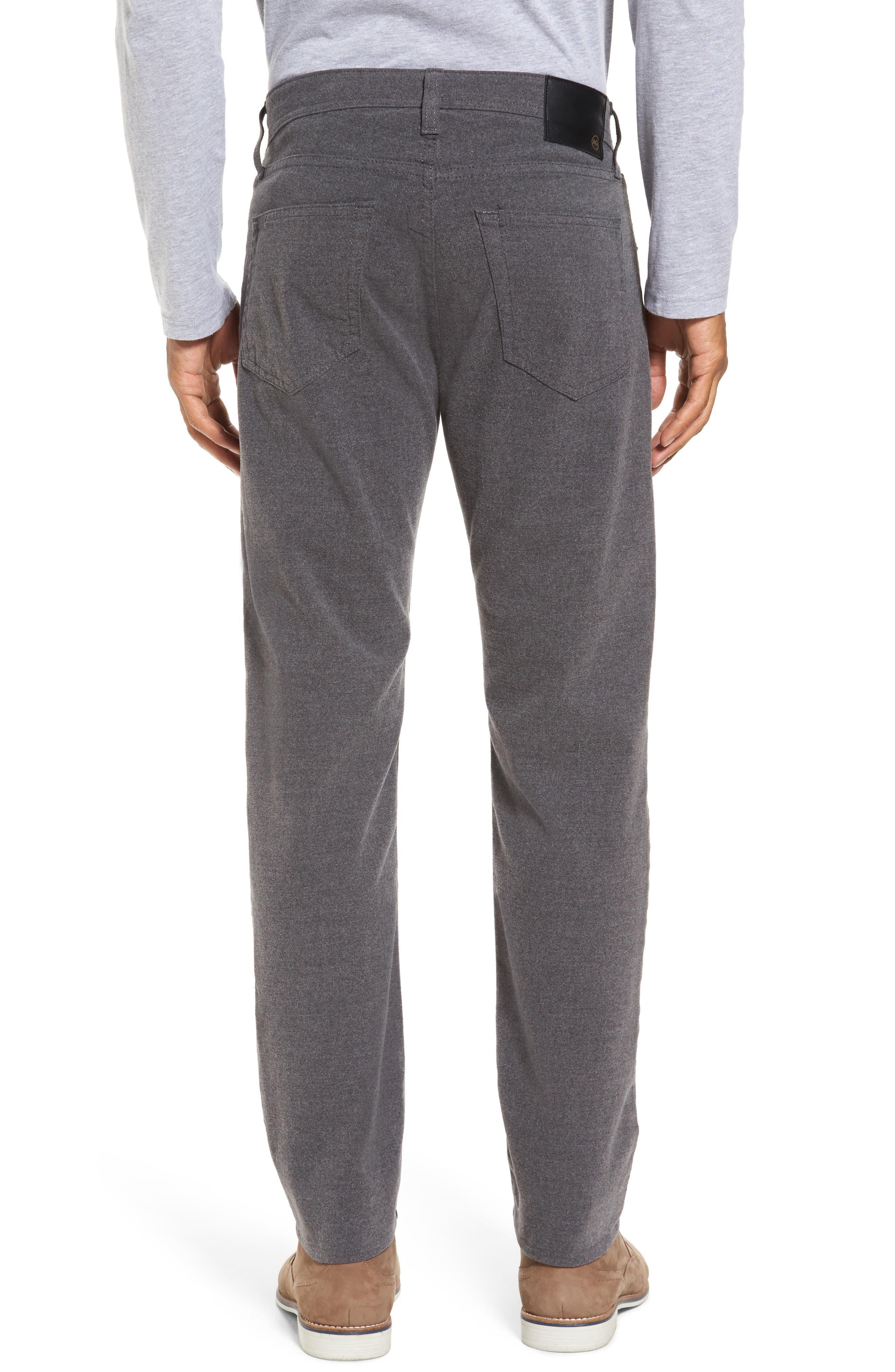 Tellis Slim Fit Five-Pocket Pants,                             Alternate thumbnail 2, color,                             Dark Ridge
