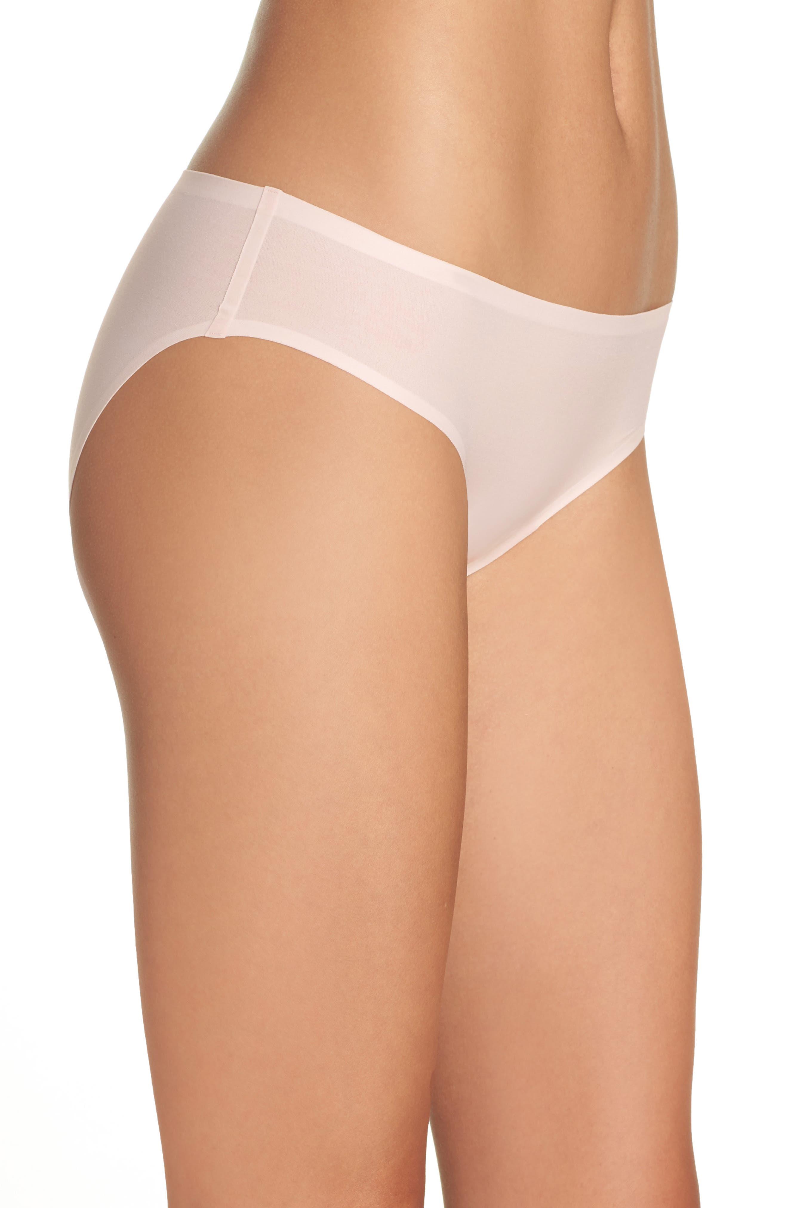 Alternate Image 3  - Chantelle Intimates Soft Stretch Seamless Bikini (3 for $45)
