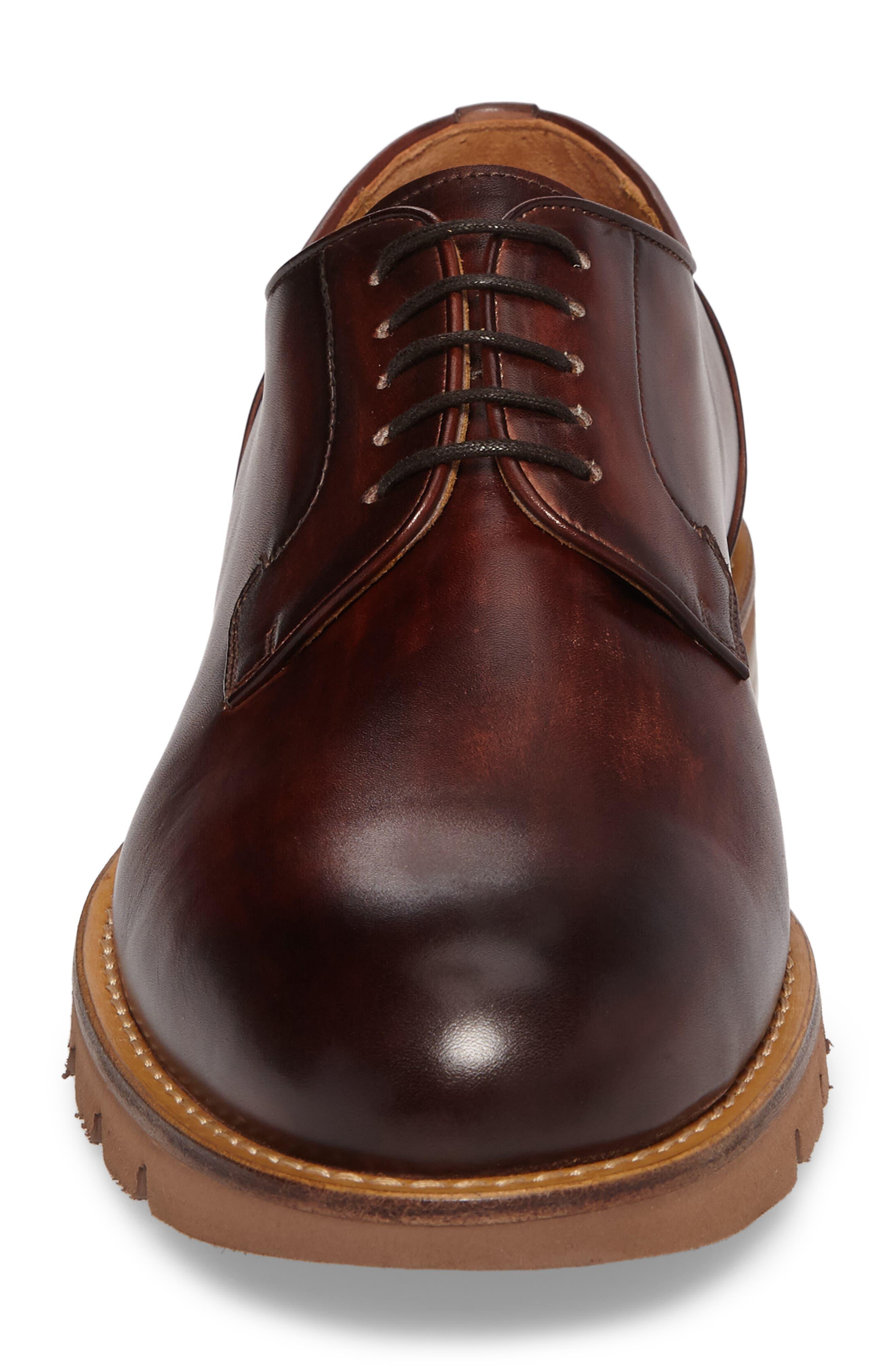 Alternate Image 4  - Magnanni Aliva Plain Toe Derby (Men)