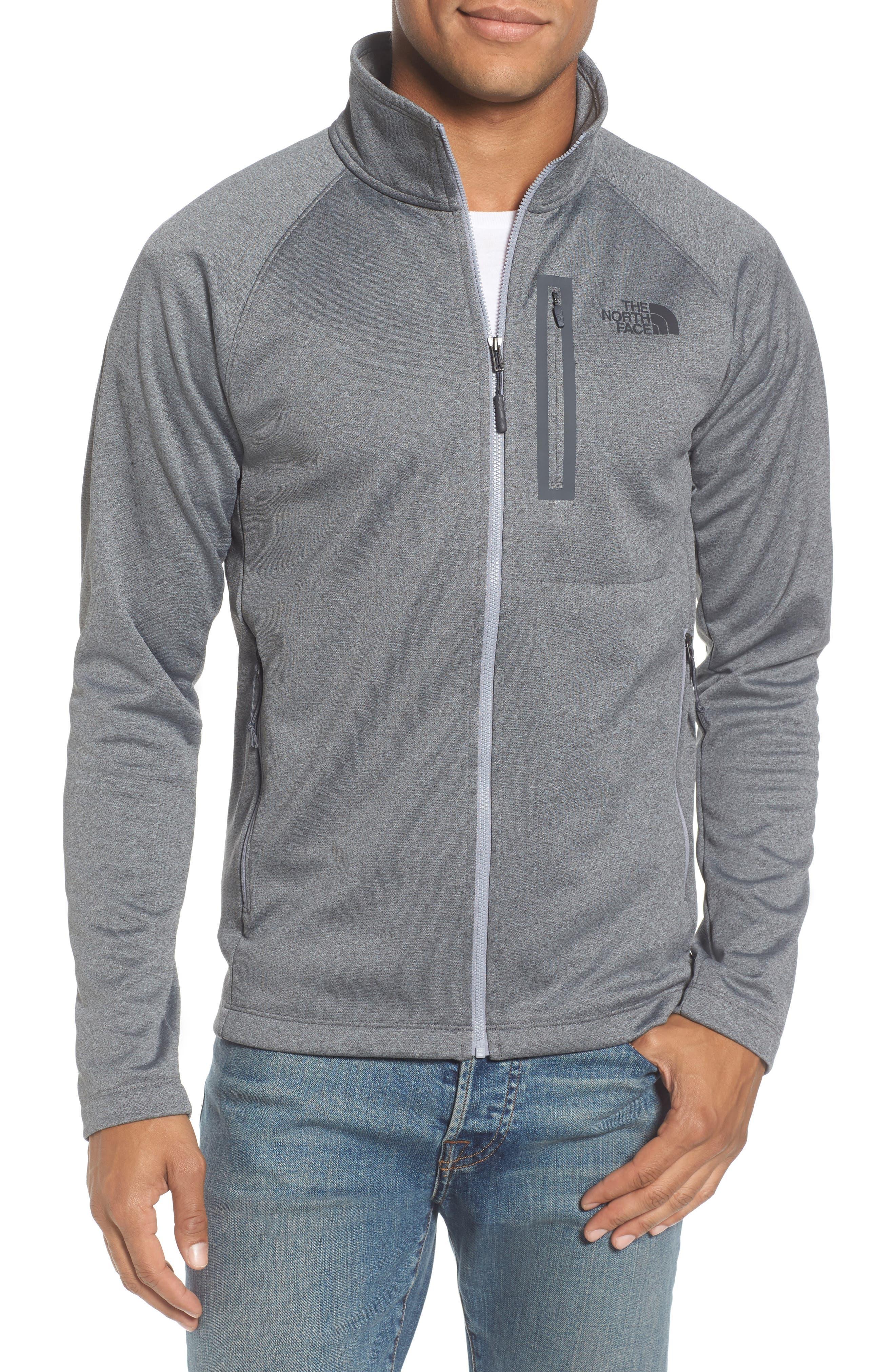'Canyonlands' Jacket,                         Main,                         color, Tnf Medium Grey Heather