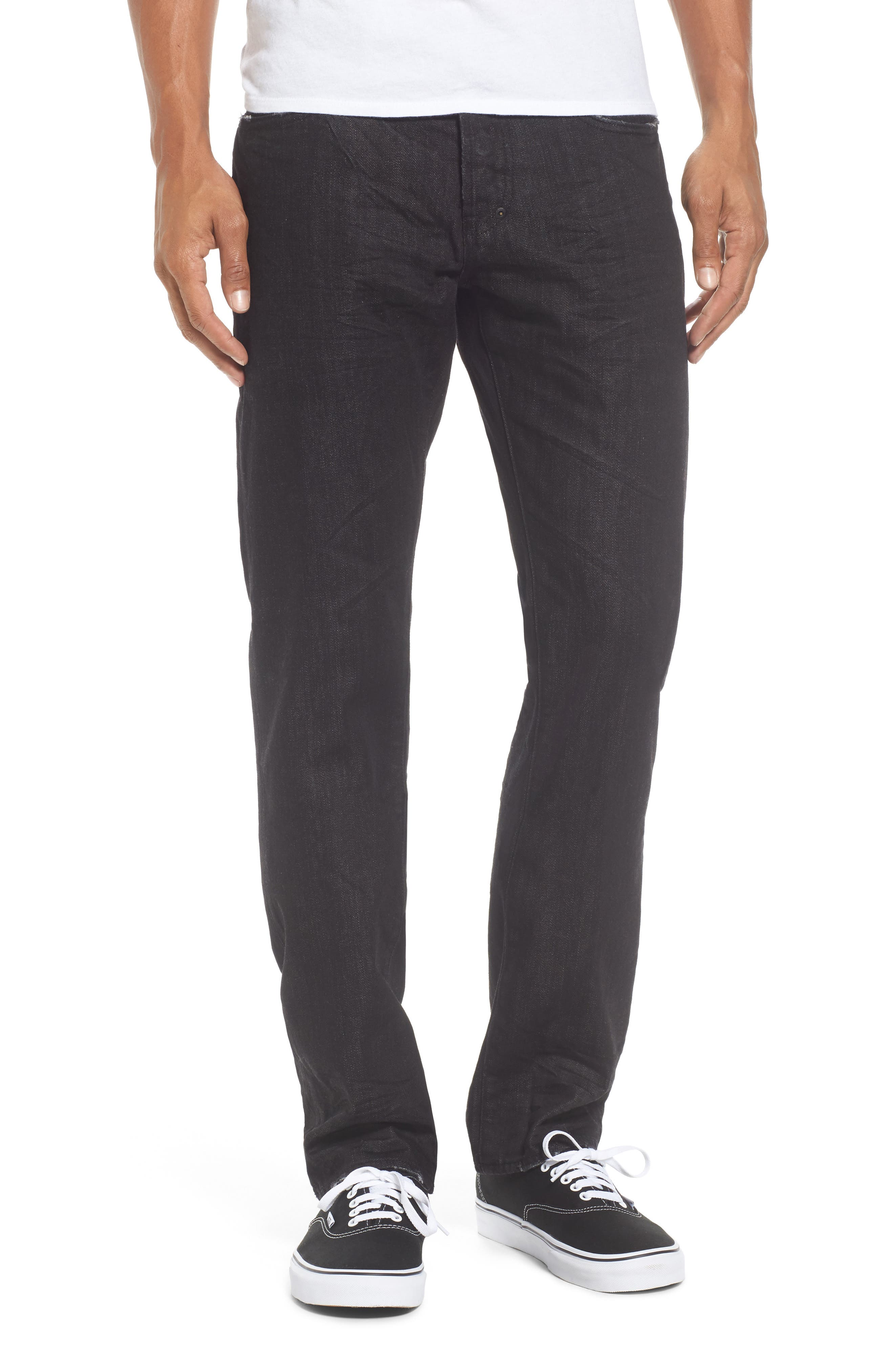 PRPS Demon Slim Straight Fit Jeans (Cold Nights Rinse Wash)
