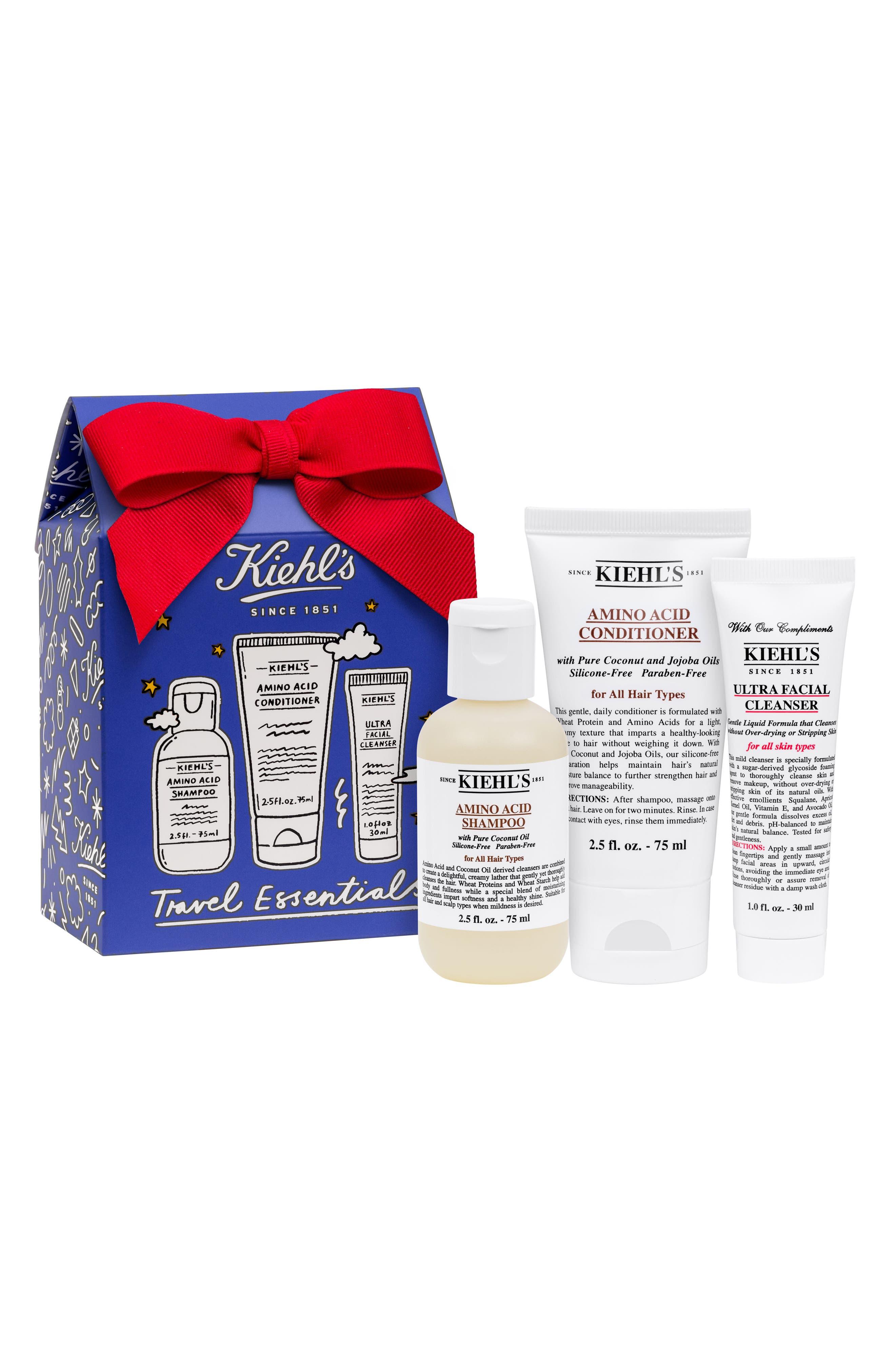 Main Image - Kiehl's Since 1851 Travel Essentials Set ($18 Value)