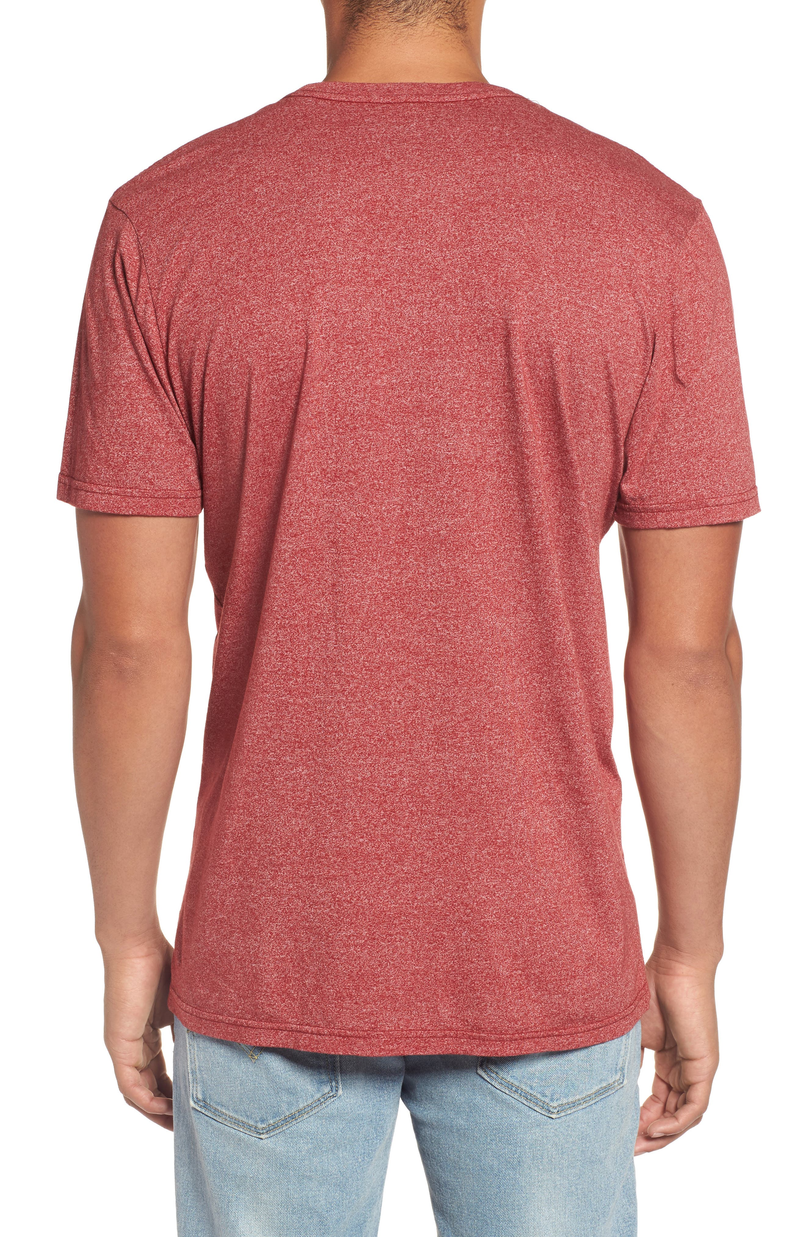 Floater Graphic T-Shirt,                             Alternate thumbnail 2, color,                             Red