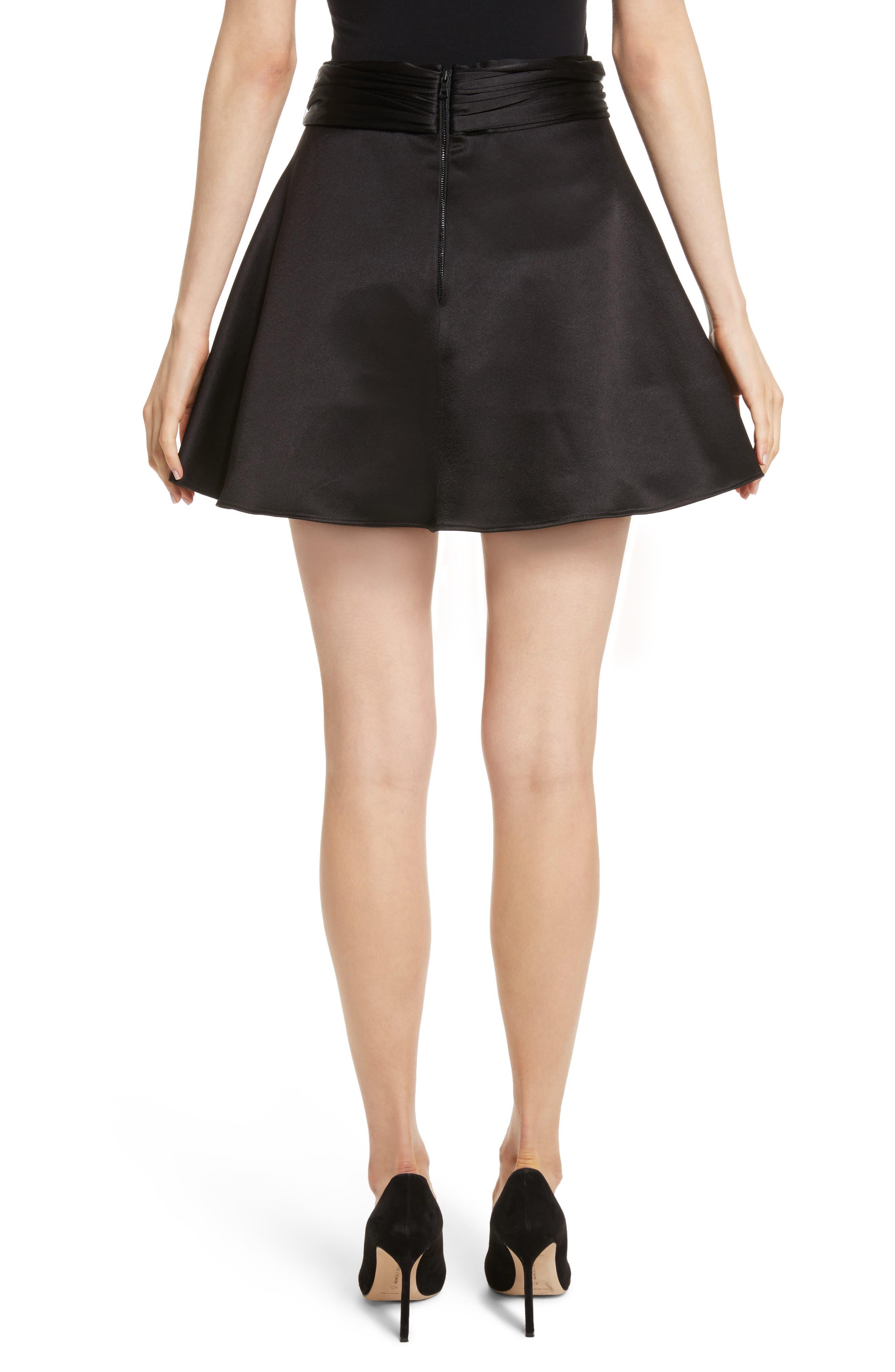 Alternate Image 3  - Alice + Olivia Helina Miniskirt