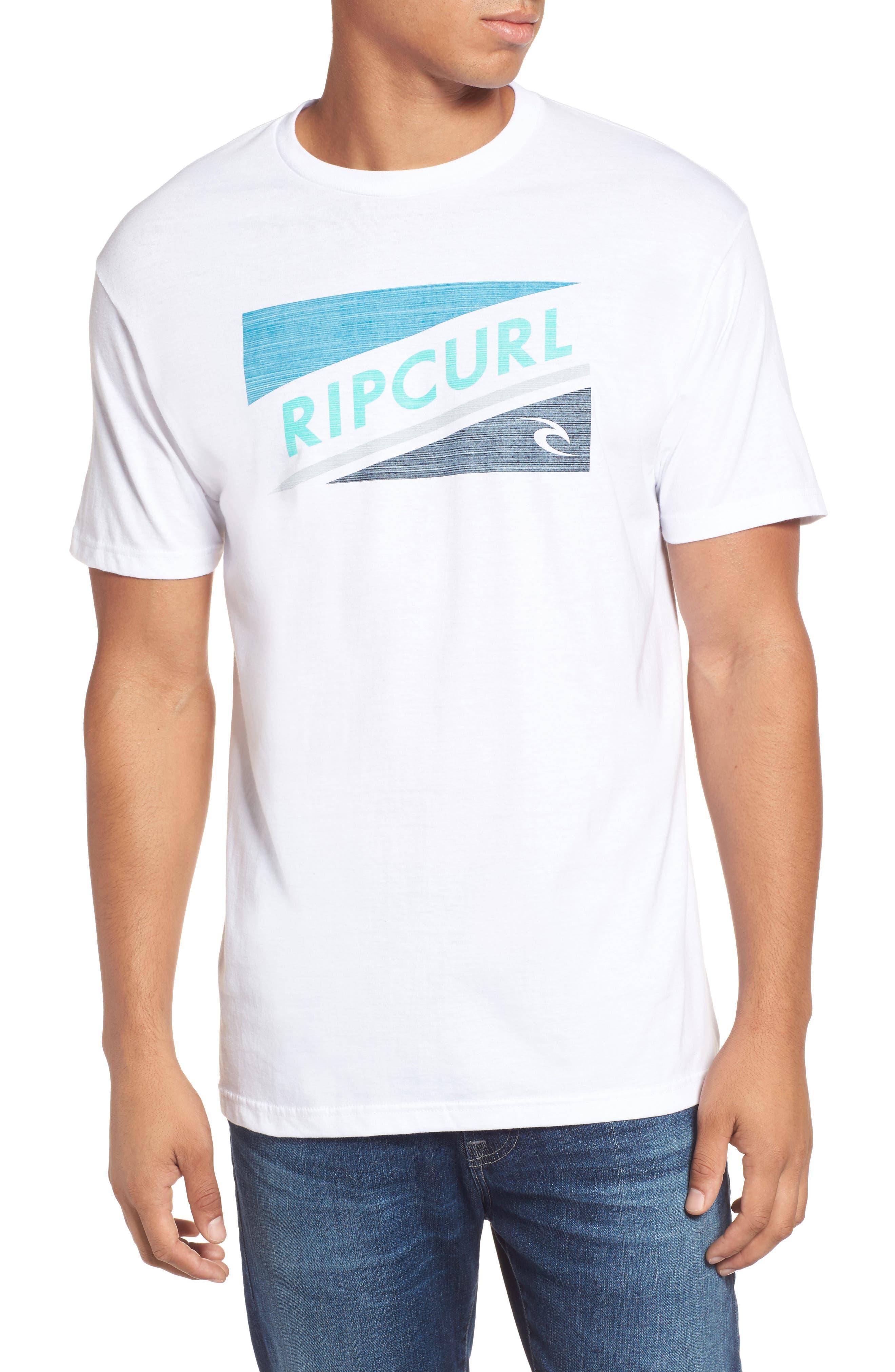 Main Image - Rip Curl Racks Premium Graphic T-Shirt