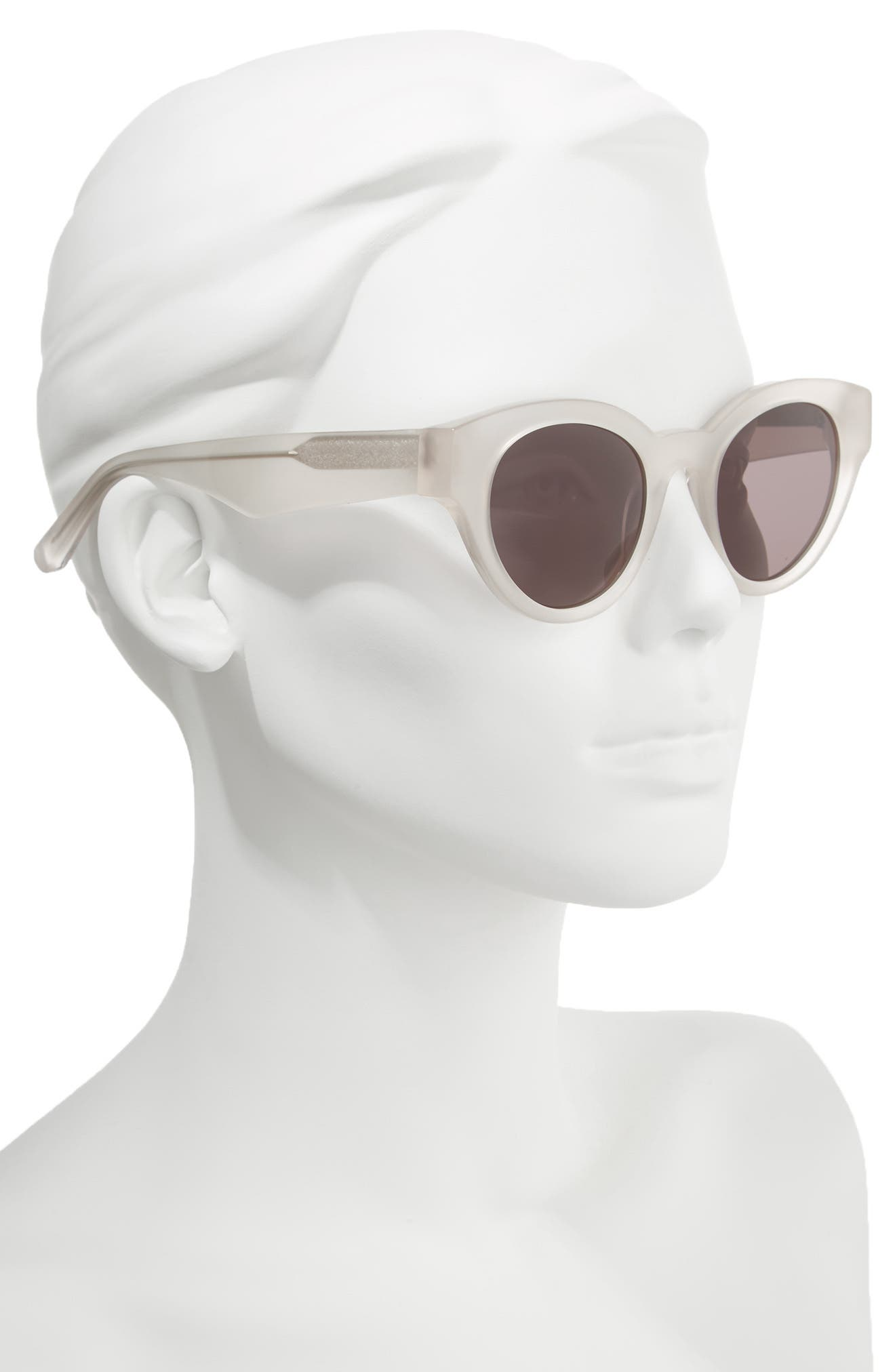 Alternate Image 2  - Elizabeth and James Payton 48mm Cat Eye Sunglasses