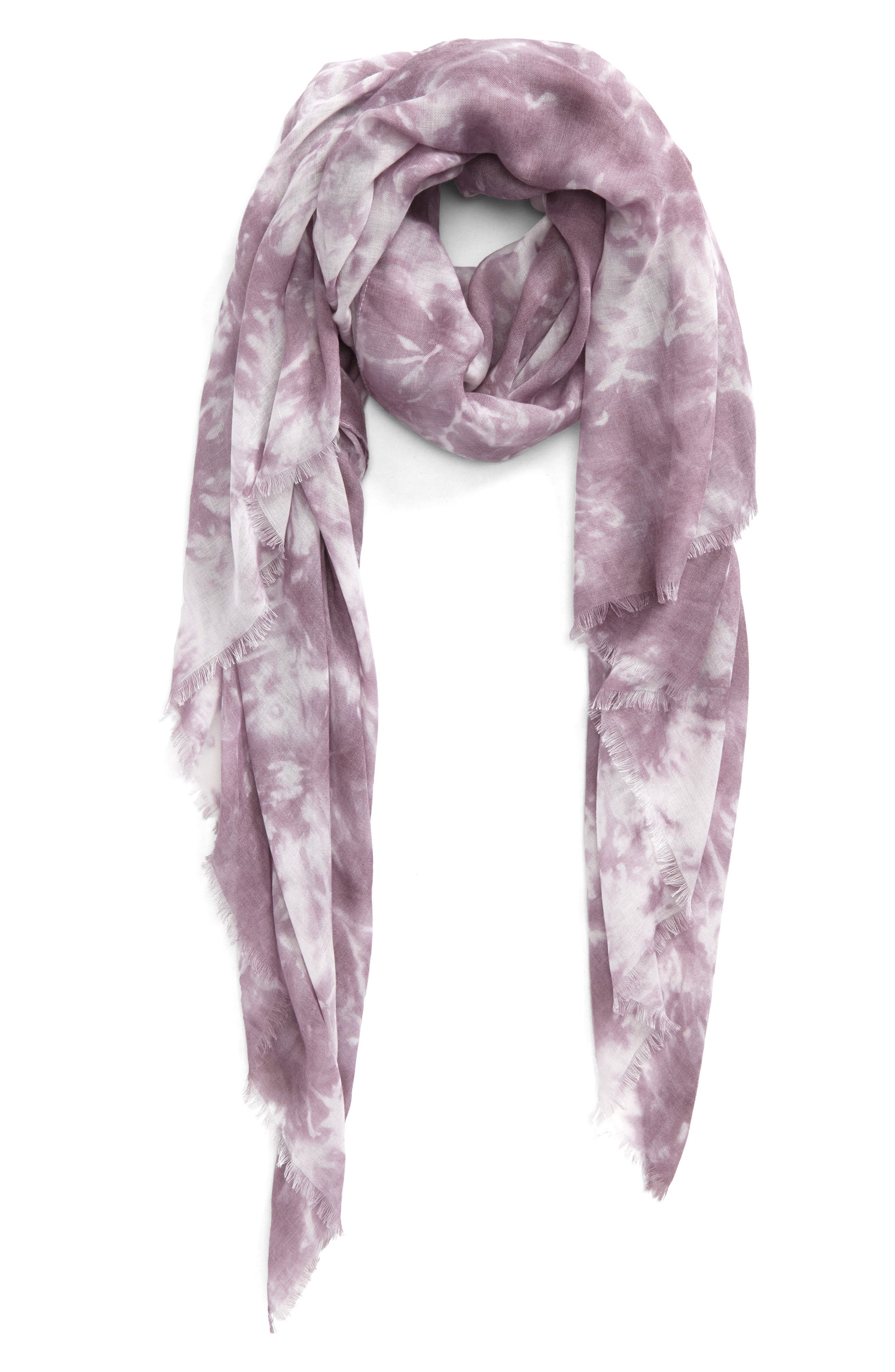 Accessory Collective Distressed Oblong Scarf
