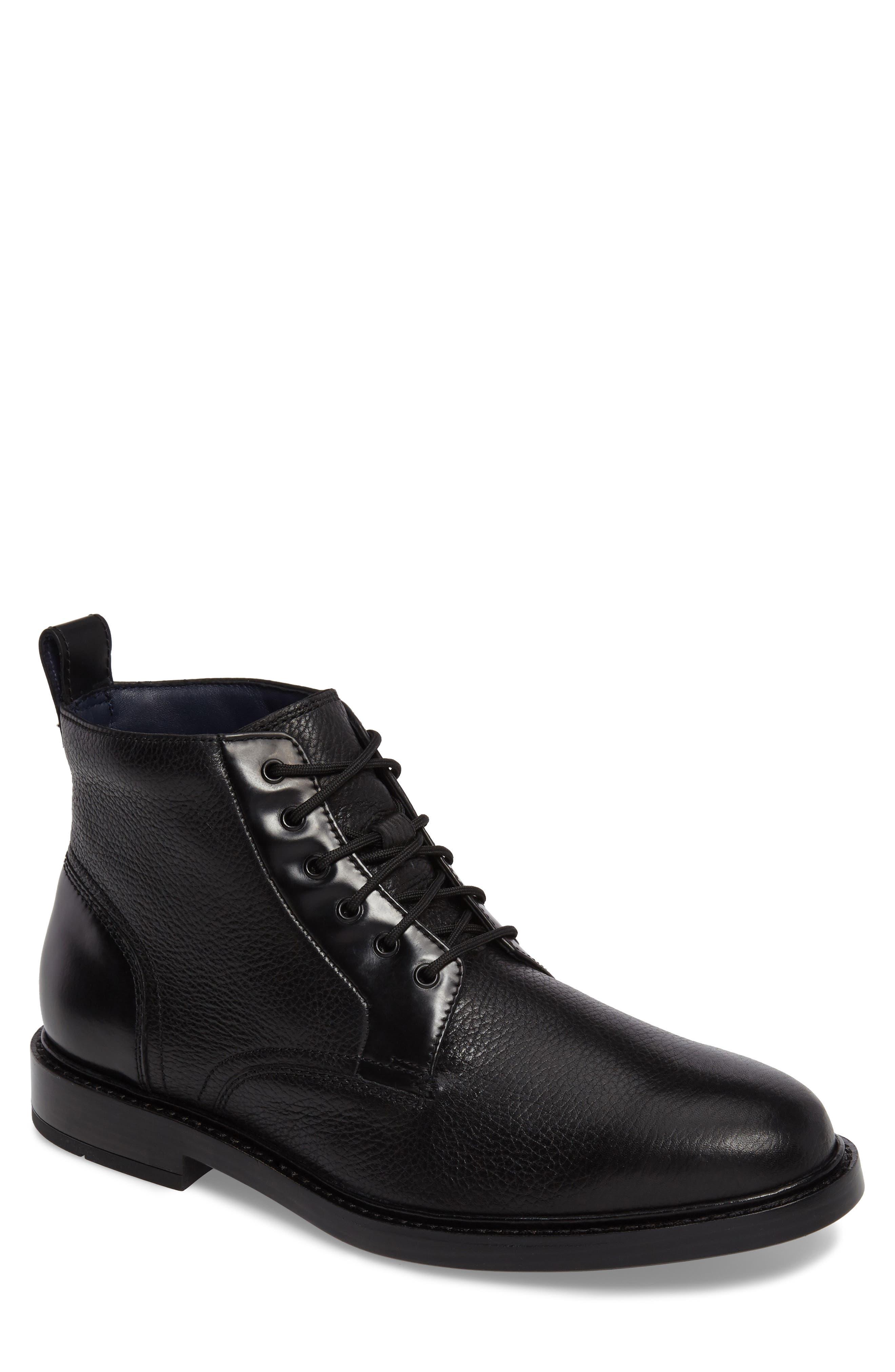 Cole Haan Adams Grand Plain Toe Boot (Men)