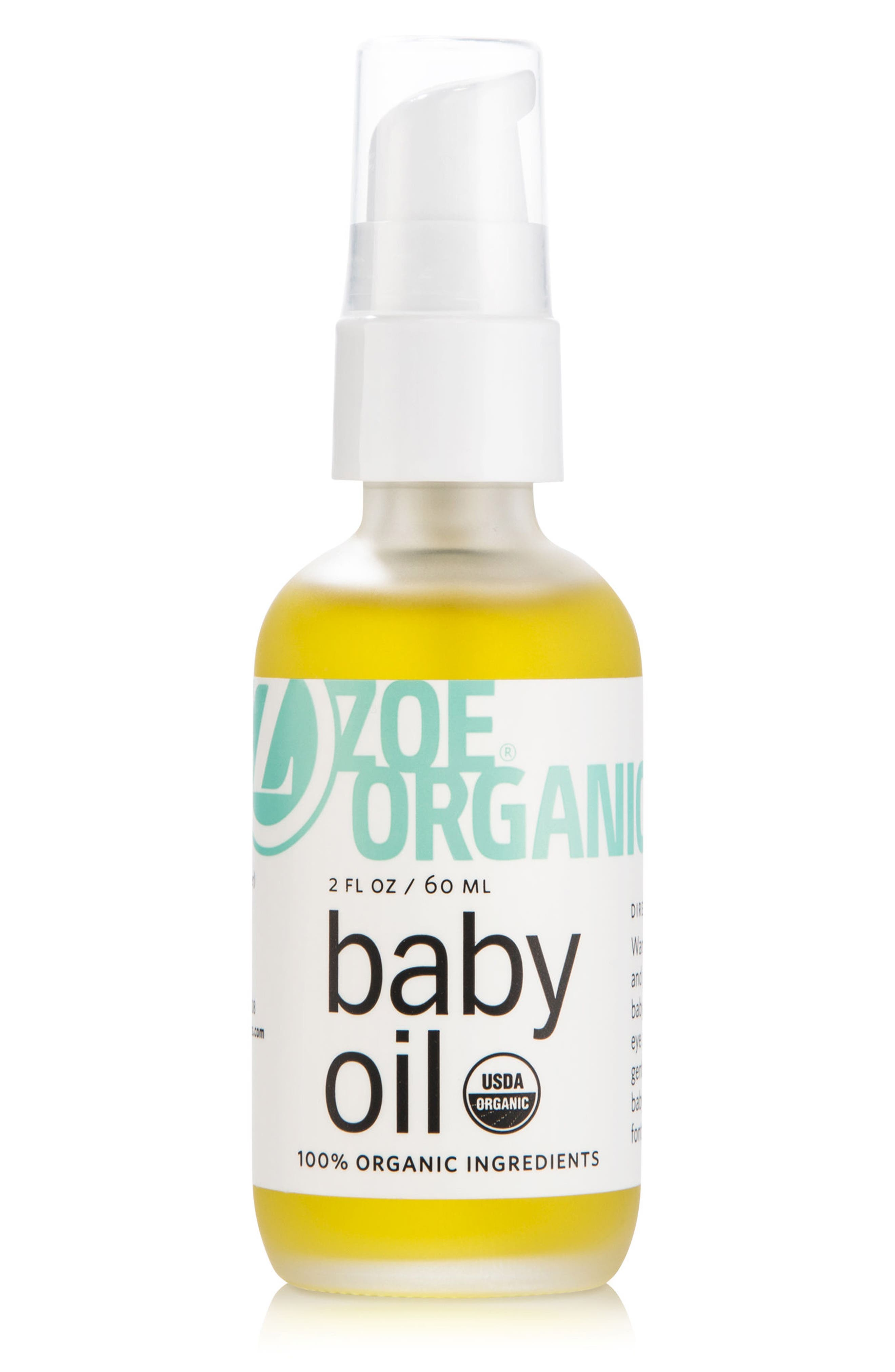Baby Oil,                             Main thumbnail 1, color,                             White