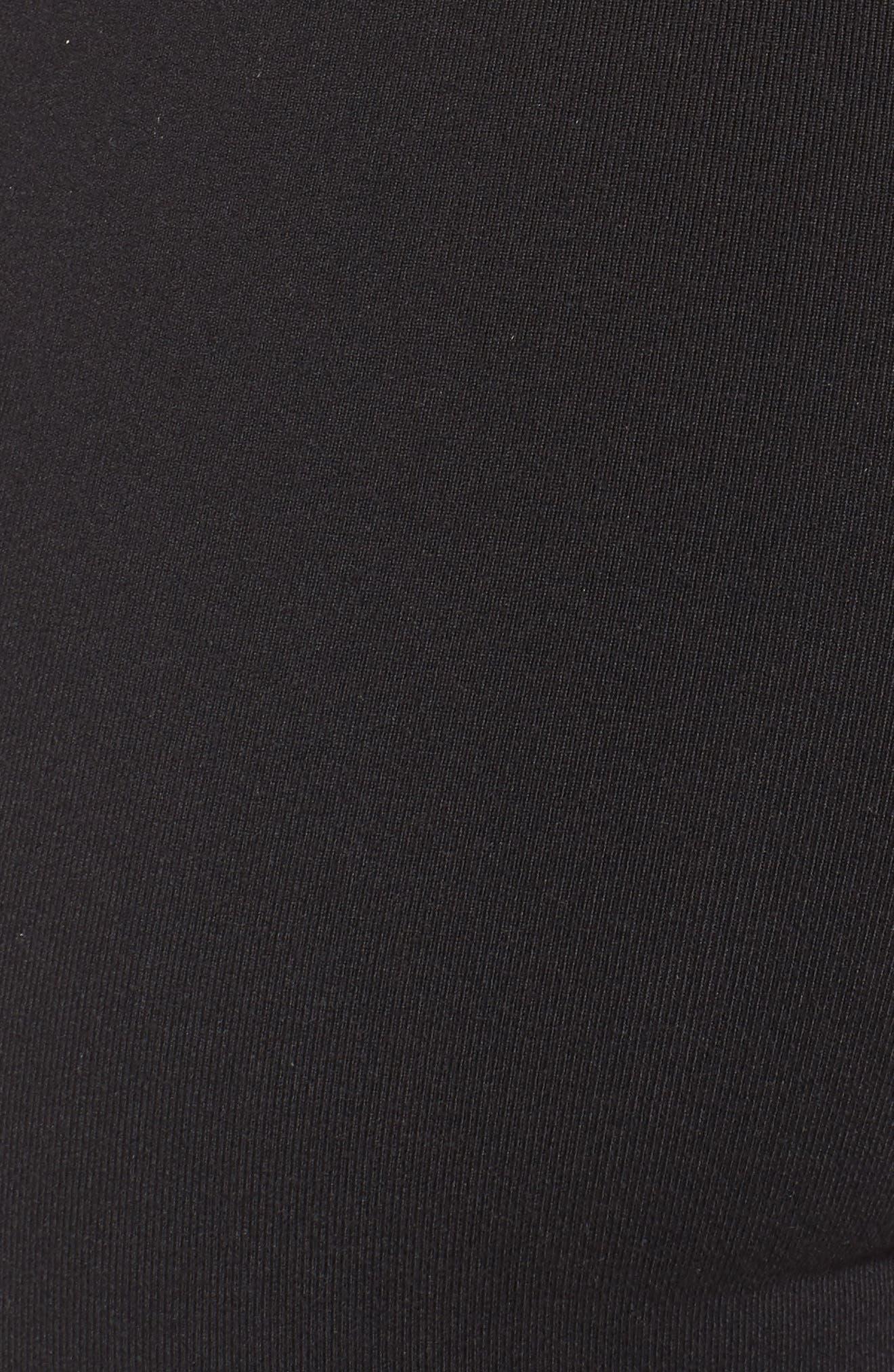 Luminous Leggings,                             Alternate thumbnail 6, color,                             Black