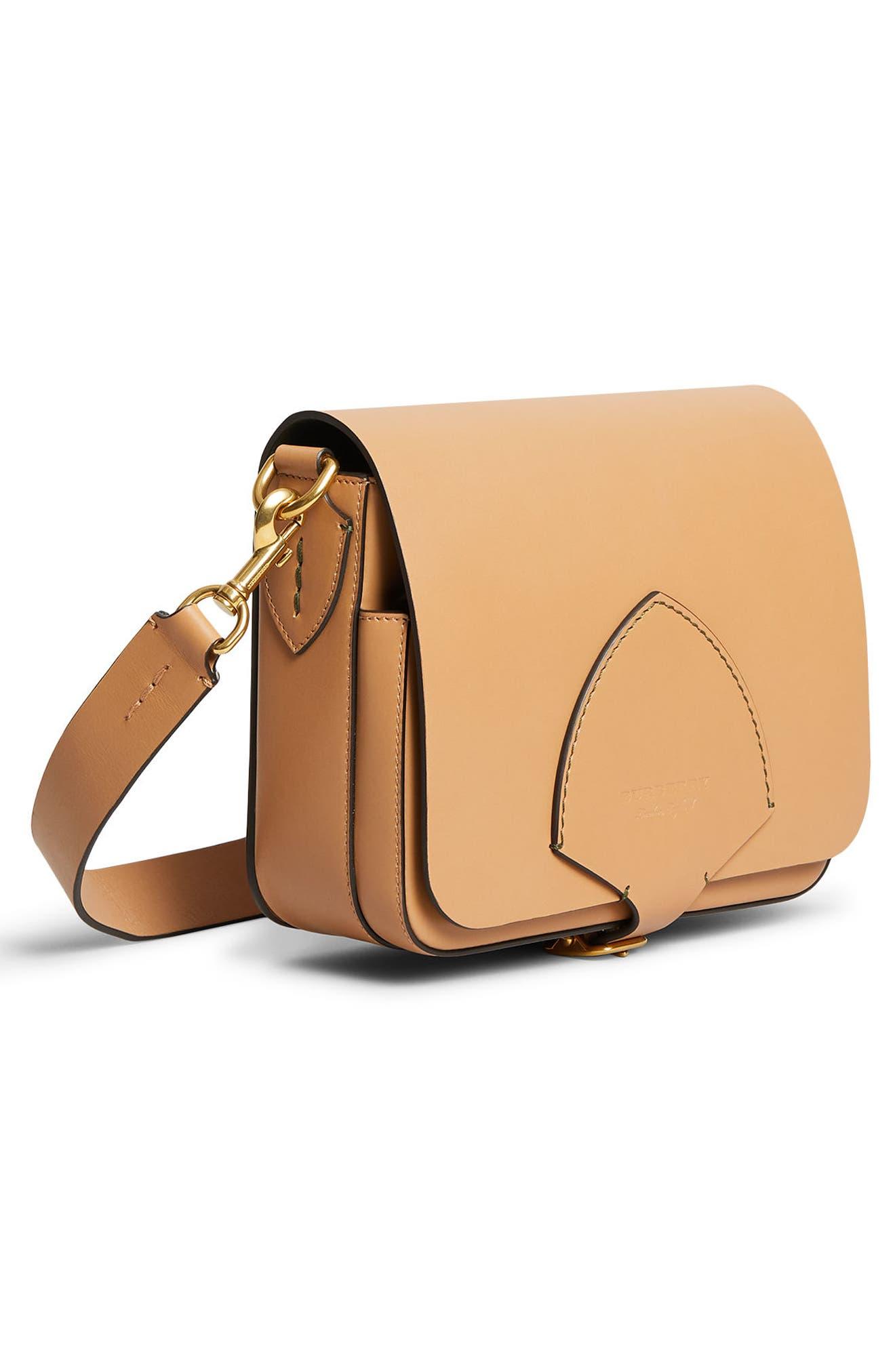 Alternate Image 6  - Burberry Leather Shoulder Bag