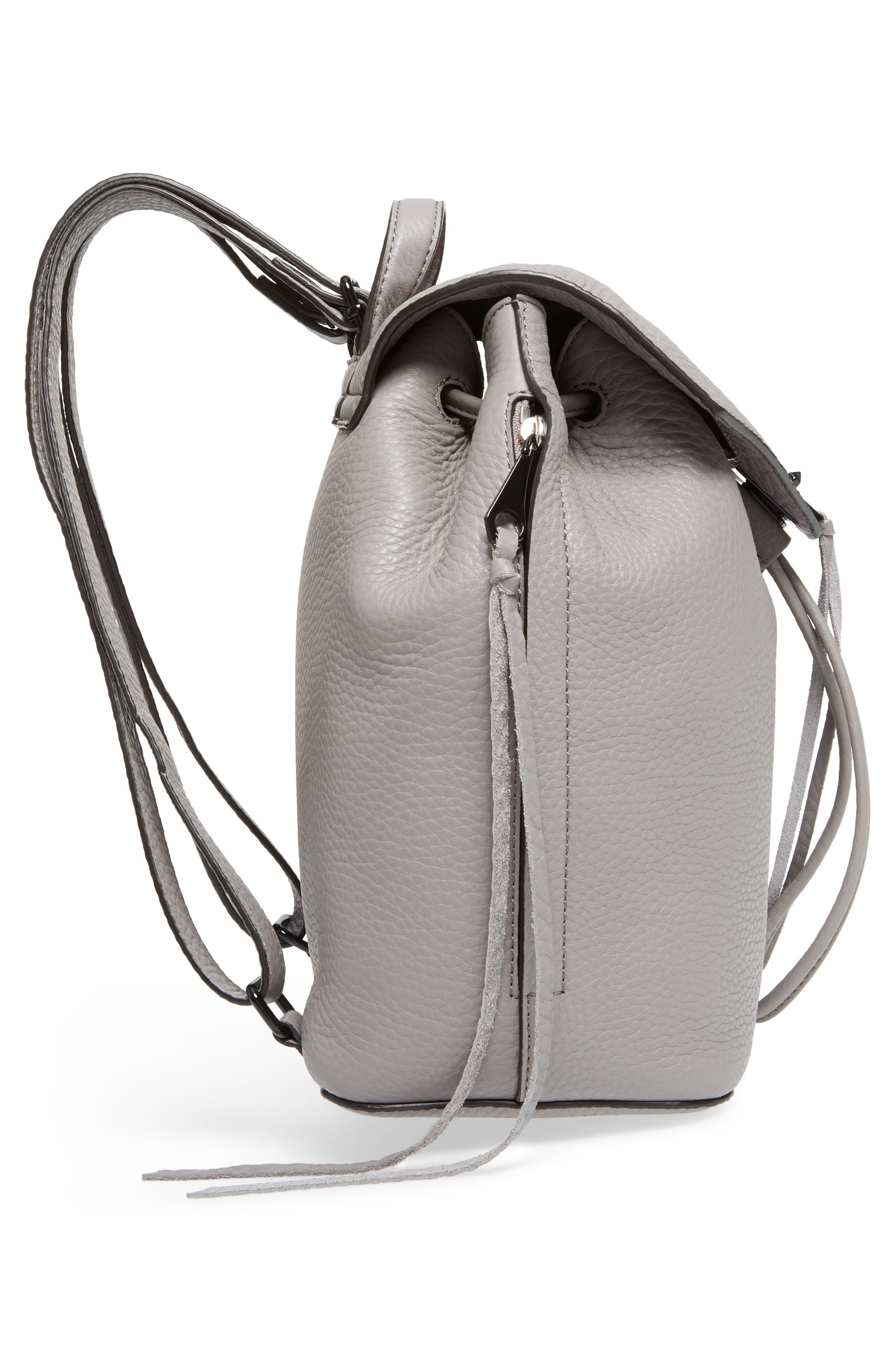 Alternate Image 5  - Rebecca Minkoff Medium Darren Leather Backpack