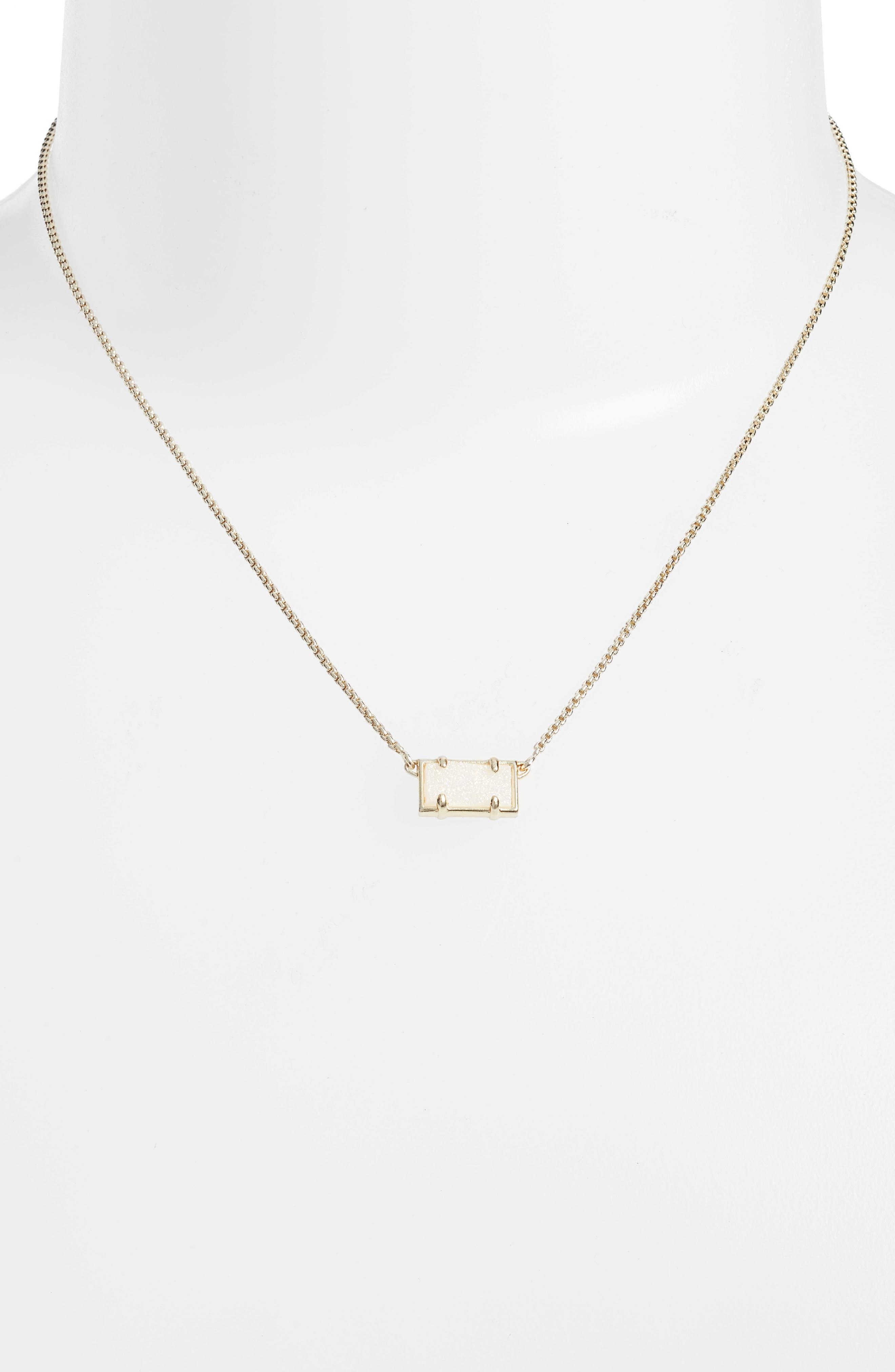 Alternate Image 2  - Kendra Scott Pattie Pendant Necklace