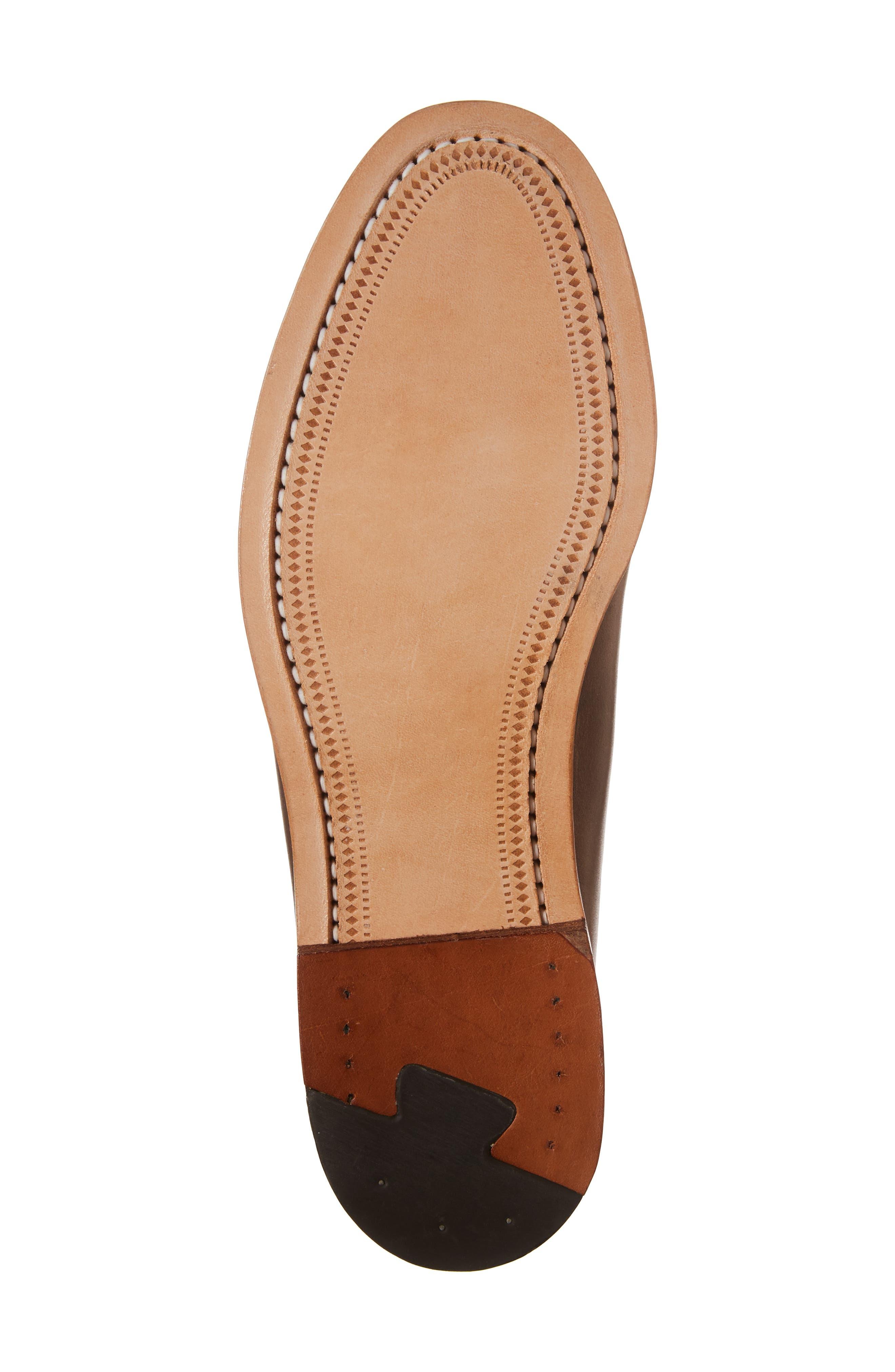 Alternate Image 6  - Oak Street Bootmakers Natural Loafer (Men)