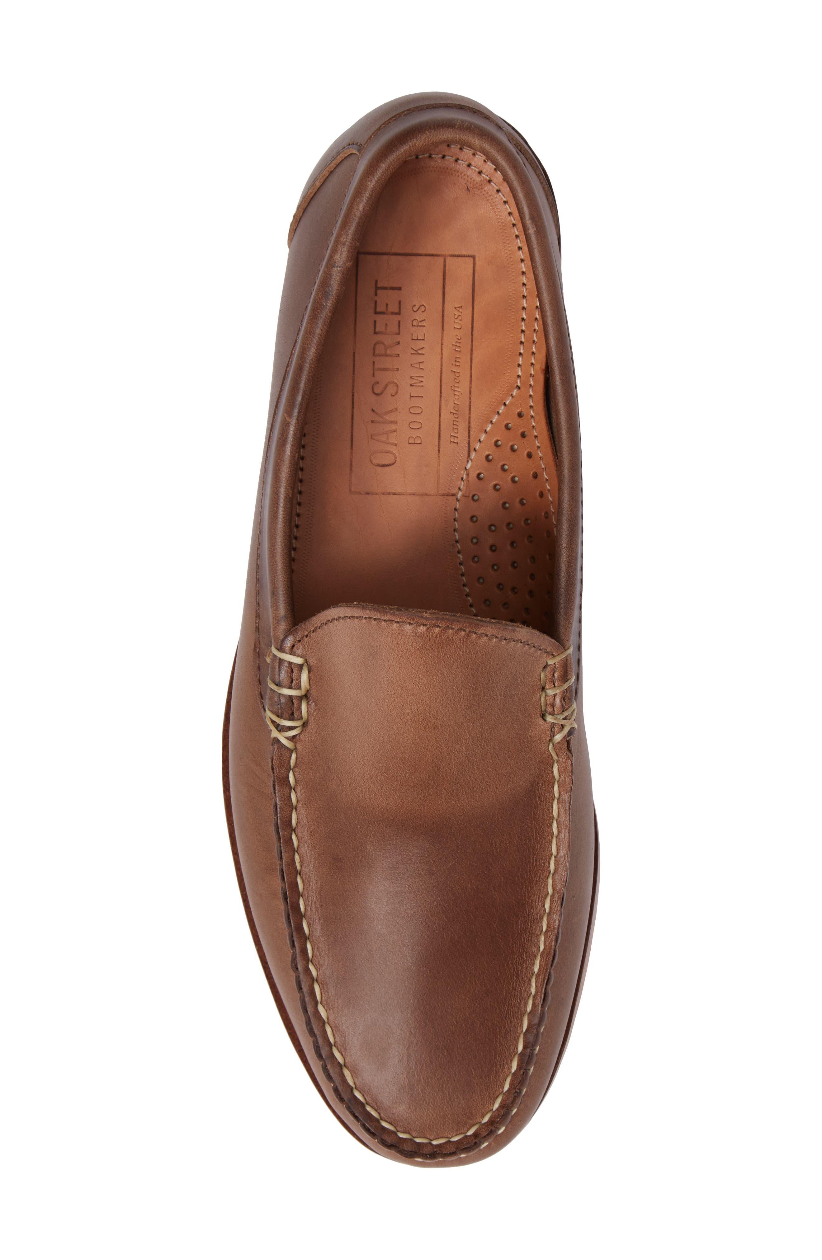 Alternate Image 5  - Oak Street Bootmakers Natural Loafer (Men)