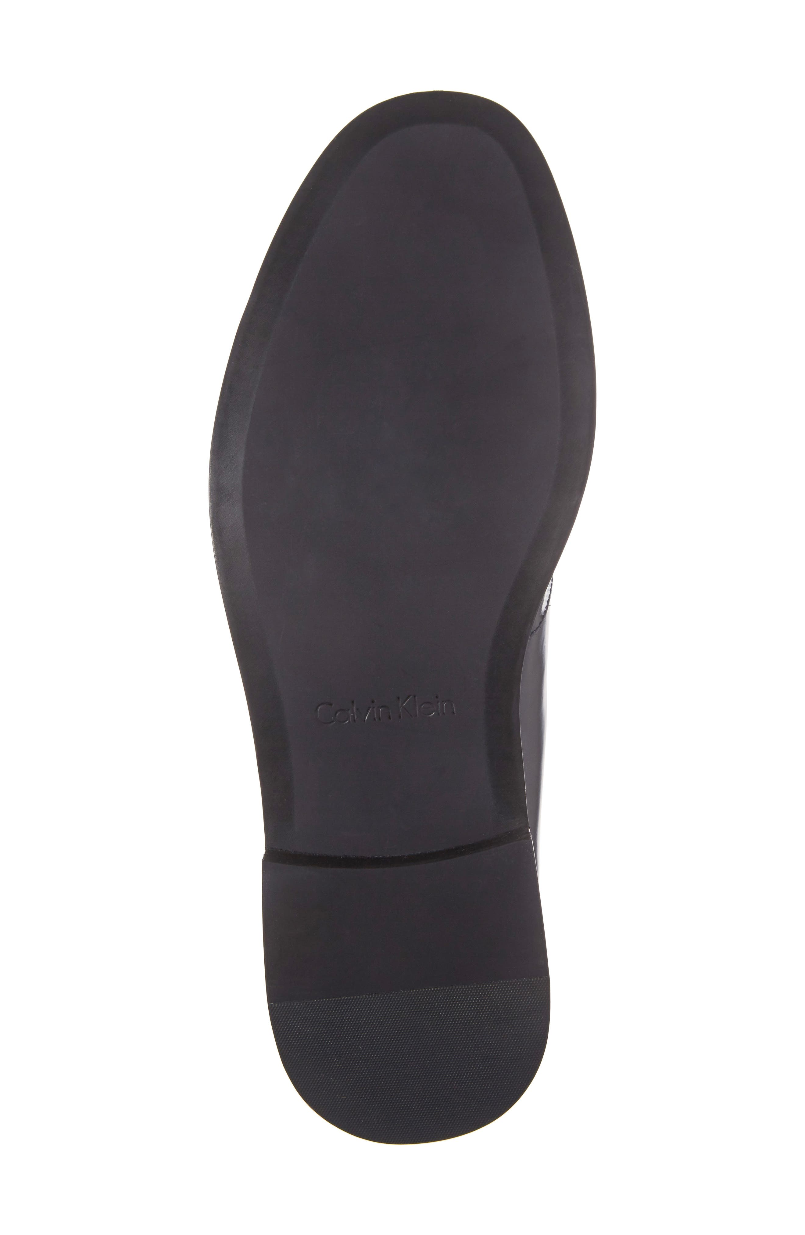 Alternate Image 6  - Calvin Klein Rafi Moc Toe Boot (Men)