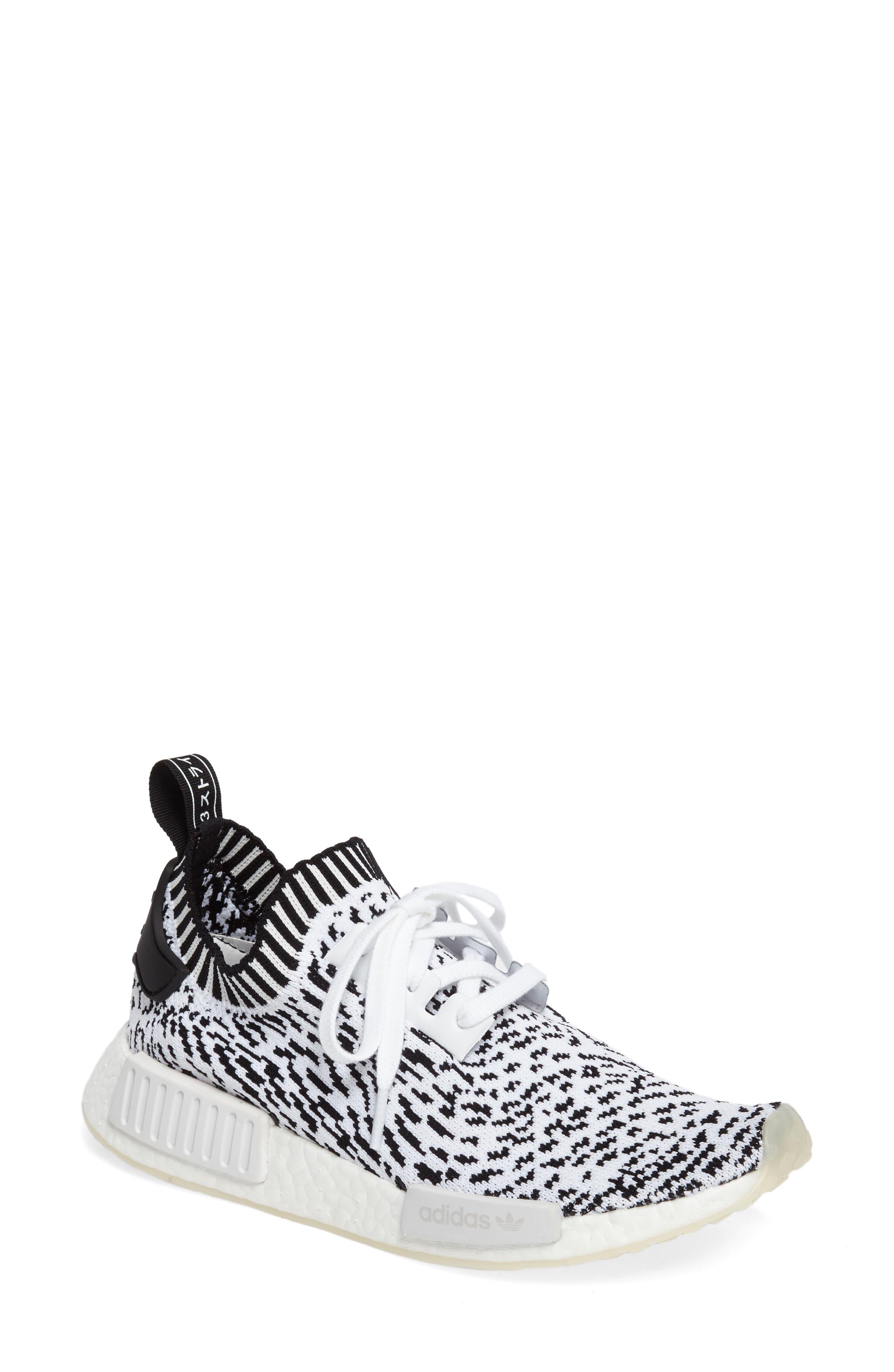adidas NMD R1 Primeknit Running Shoe (Women)
