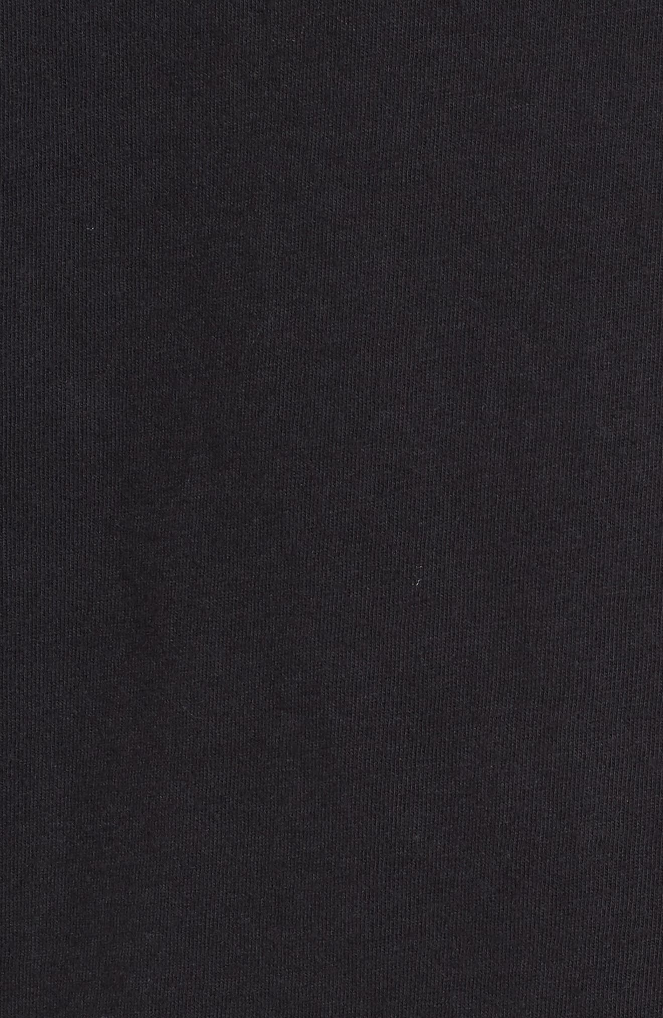 Alternate Image 5  - True Religion Brand Jeans No Love Lost T-Shirt