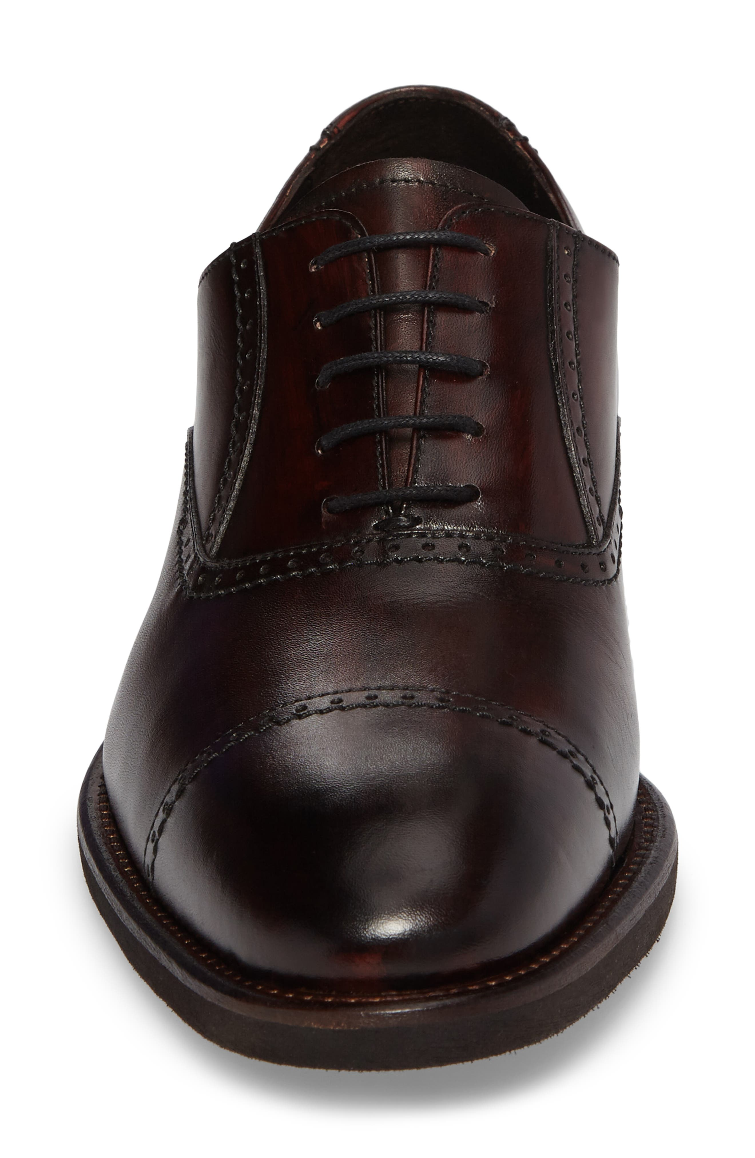Alternate Image 4  - Monte Rosso Borgo Cap Toe Oxford (Men)