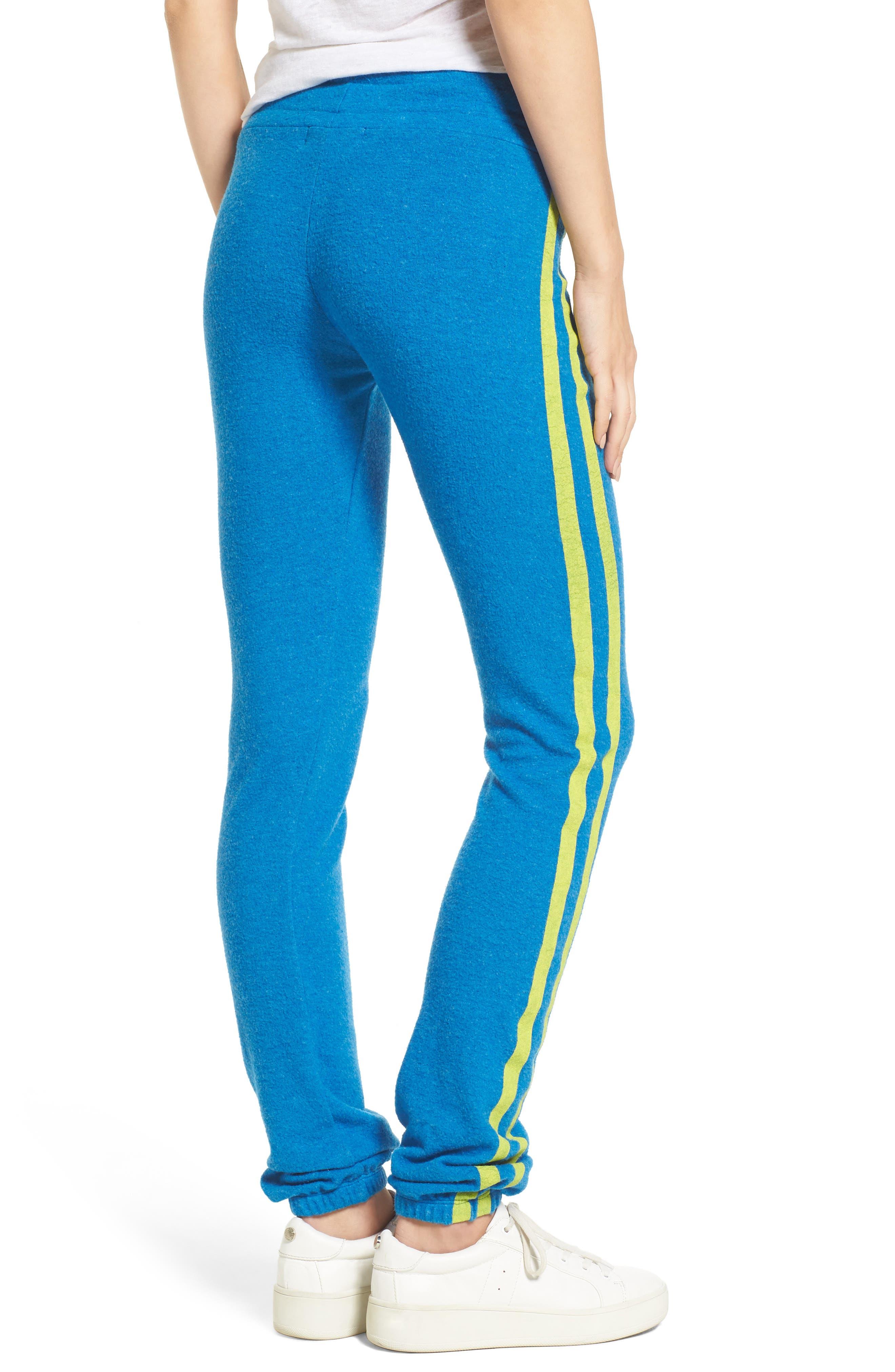 Alternate Image 2  - Dream Scene Sporty Stripe Track Pants