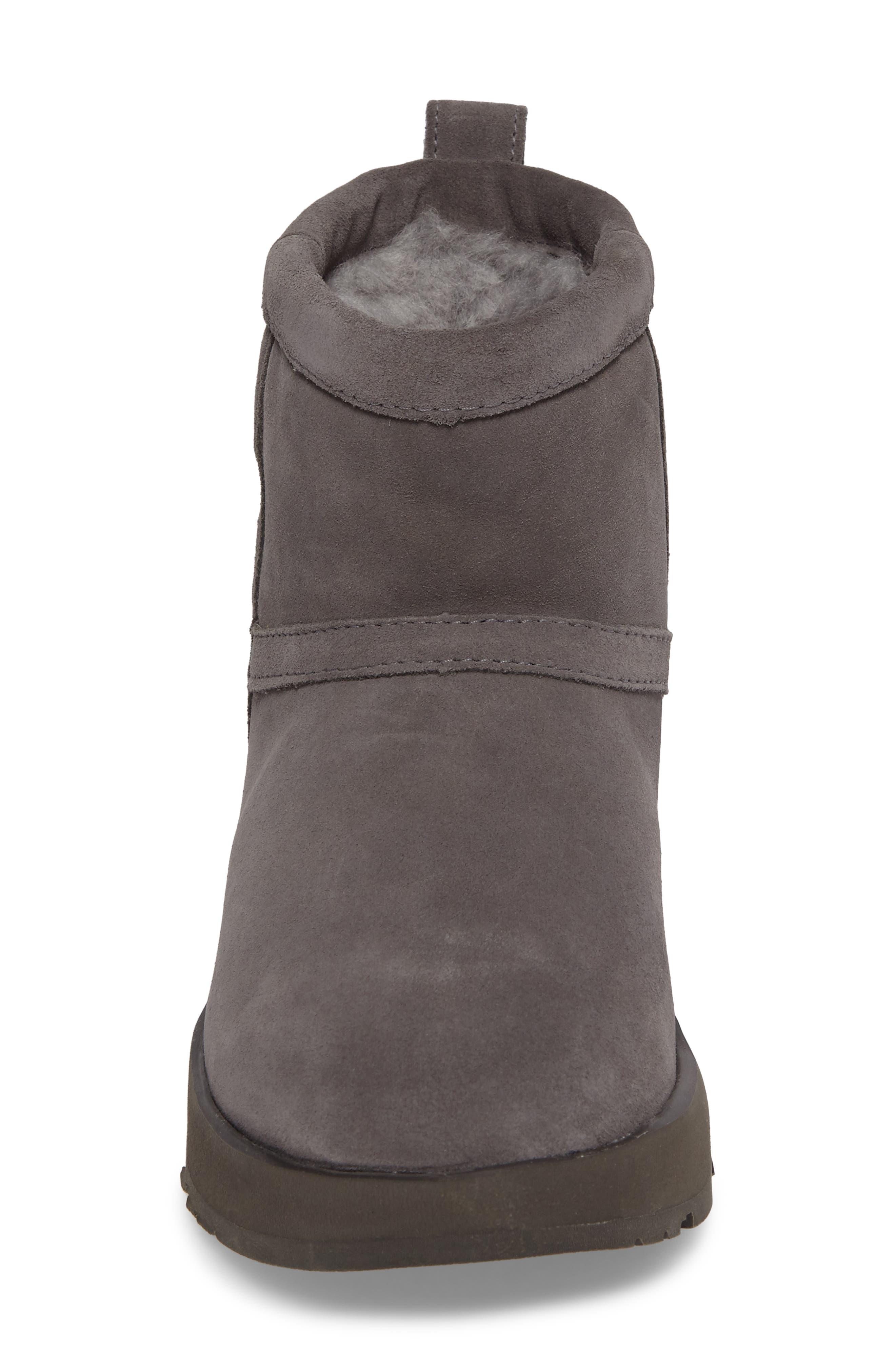 Alternate Image 4  - UGG® Classic Mini Waterproof Boot (Women)