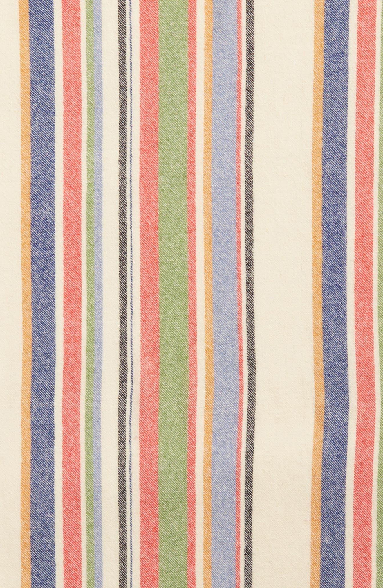 Alternate Image 4  - Standard Form Variance Wool & Cashmere Scarf