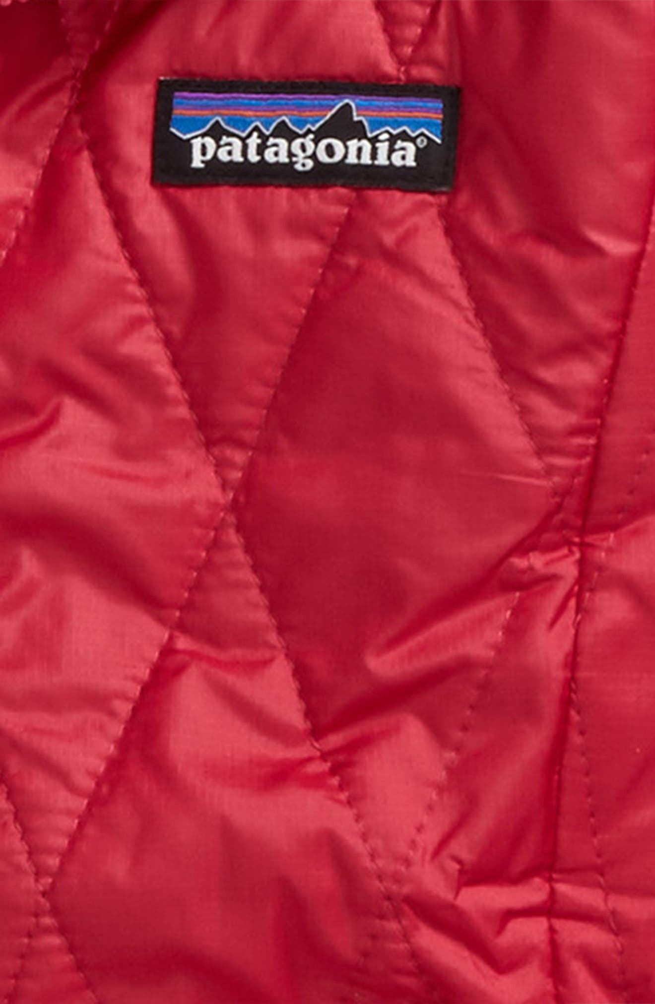 Nano Puff<sup>®</sup> Quilted Water Resistant Jacket,                             Alternate thumbnail 2, color,                             Craft Pink