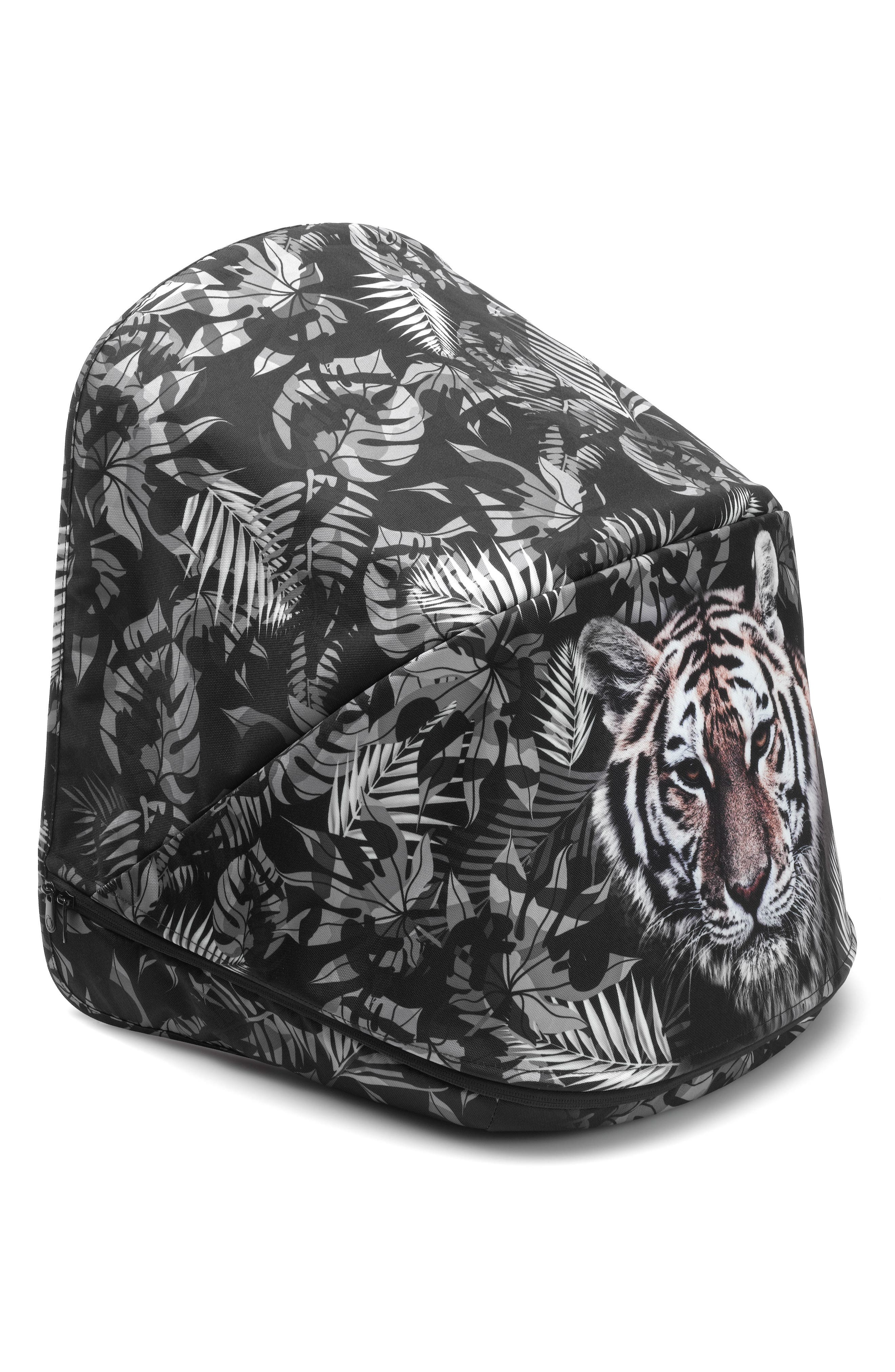 x We Are Handsome Limited Edition Sun Canopy for Bugaboo Donkey Stroller,                         Main,                         color, Prints
